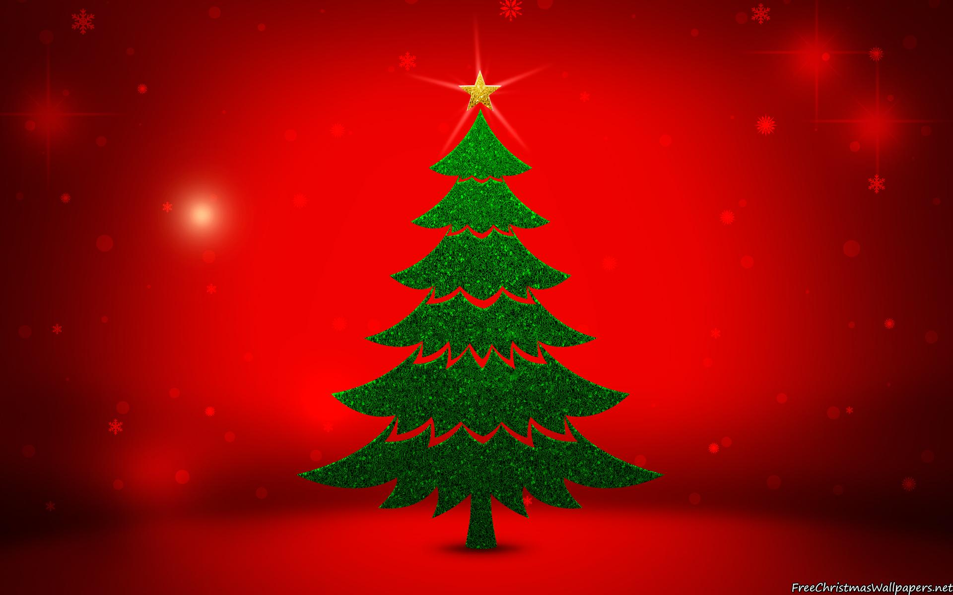 Download Christmas Tree Background 1024x768 | 1366x768 | 1920x1080 | 1920x1200