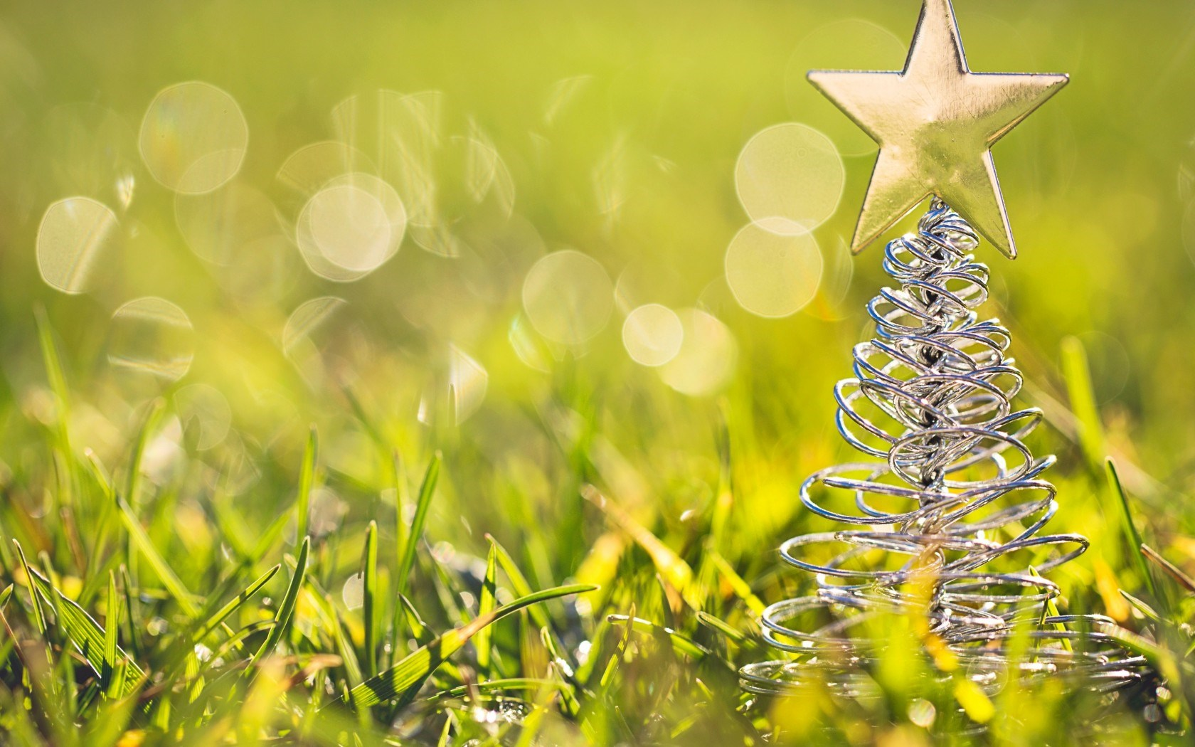 Christmas Tree Toy Star Grass