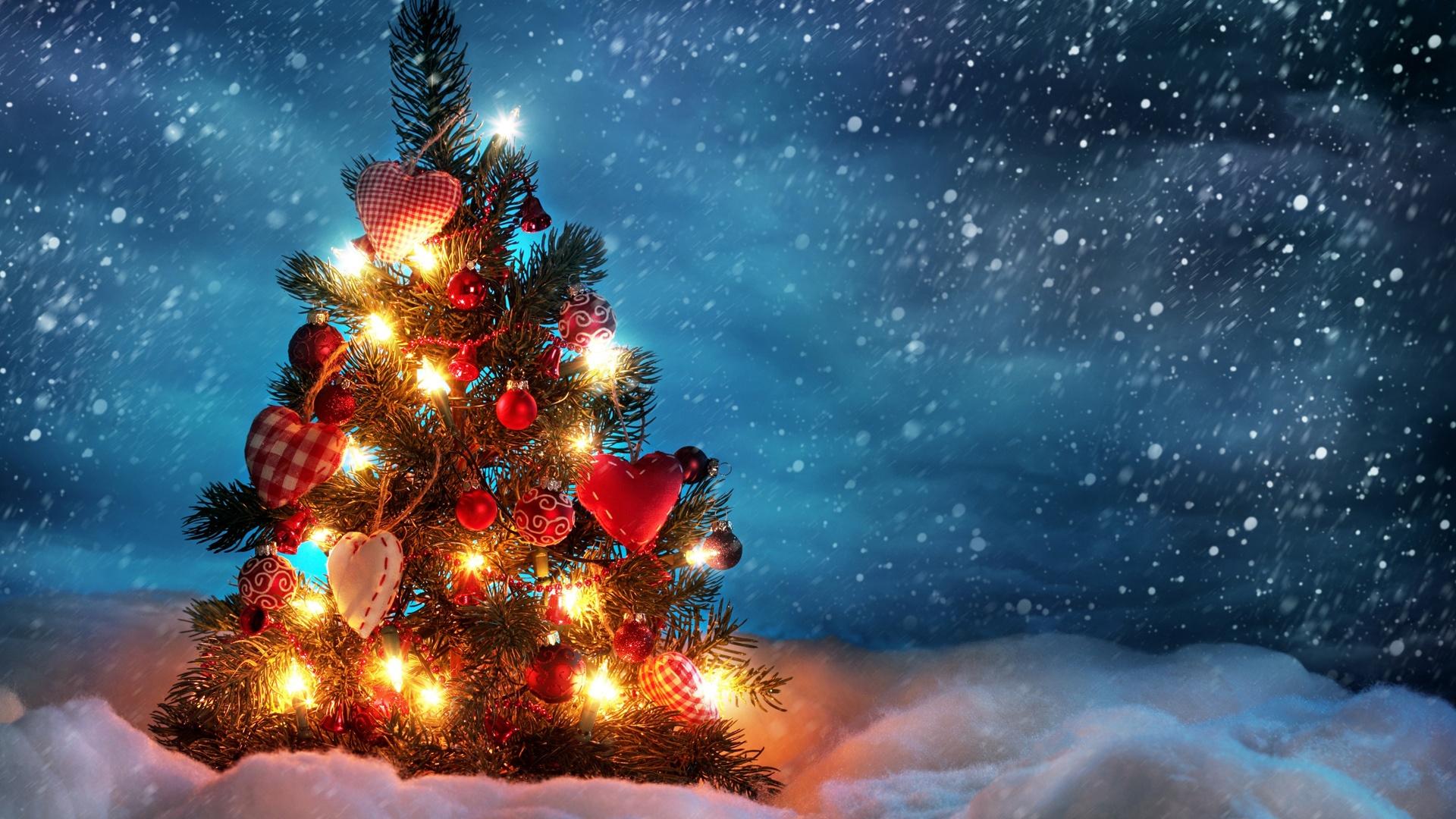 Wallpaper Christmas HD Free Download