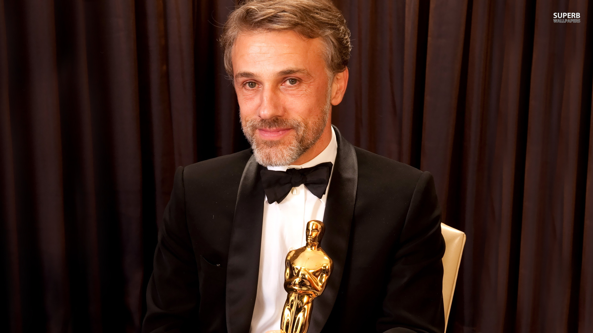 Christoph Waltz wallpaper 1920x1080