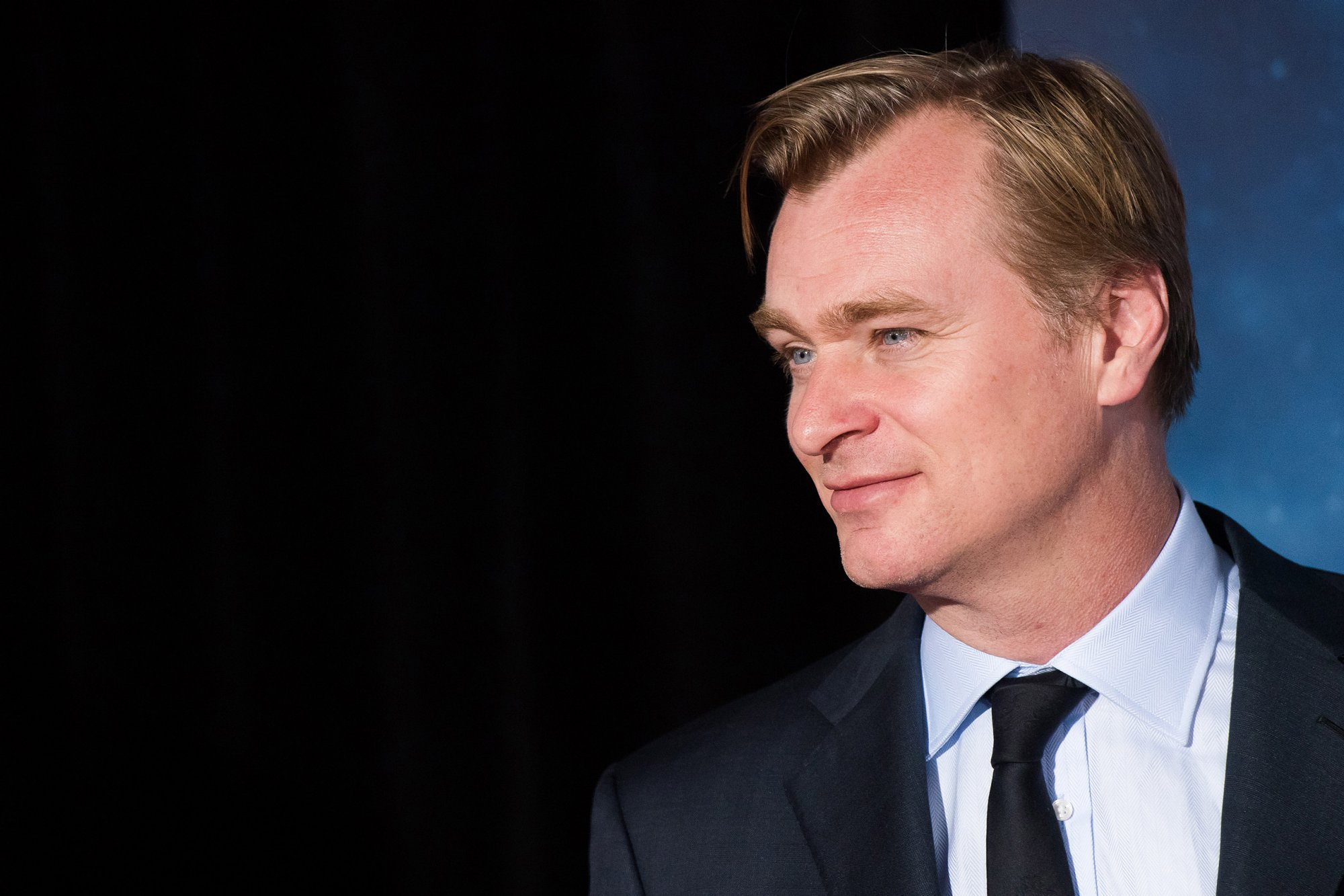 "by Marlow Stern Christopher Nolan attends the ""Interstellar"" premiere on Monday, Nov. 3, 2014"