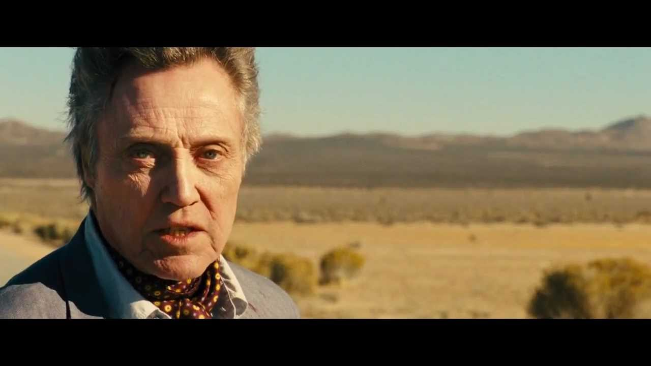 Seven Psychopaths, Put your hands up scene with Christopher Walken 2012