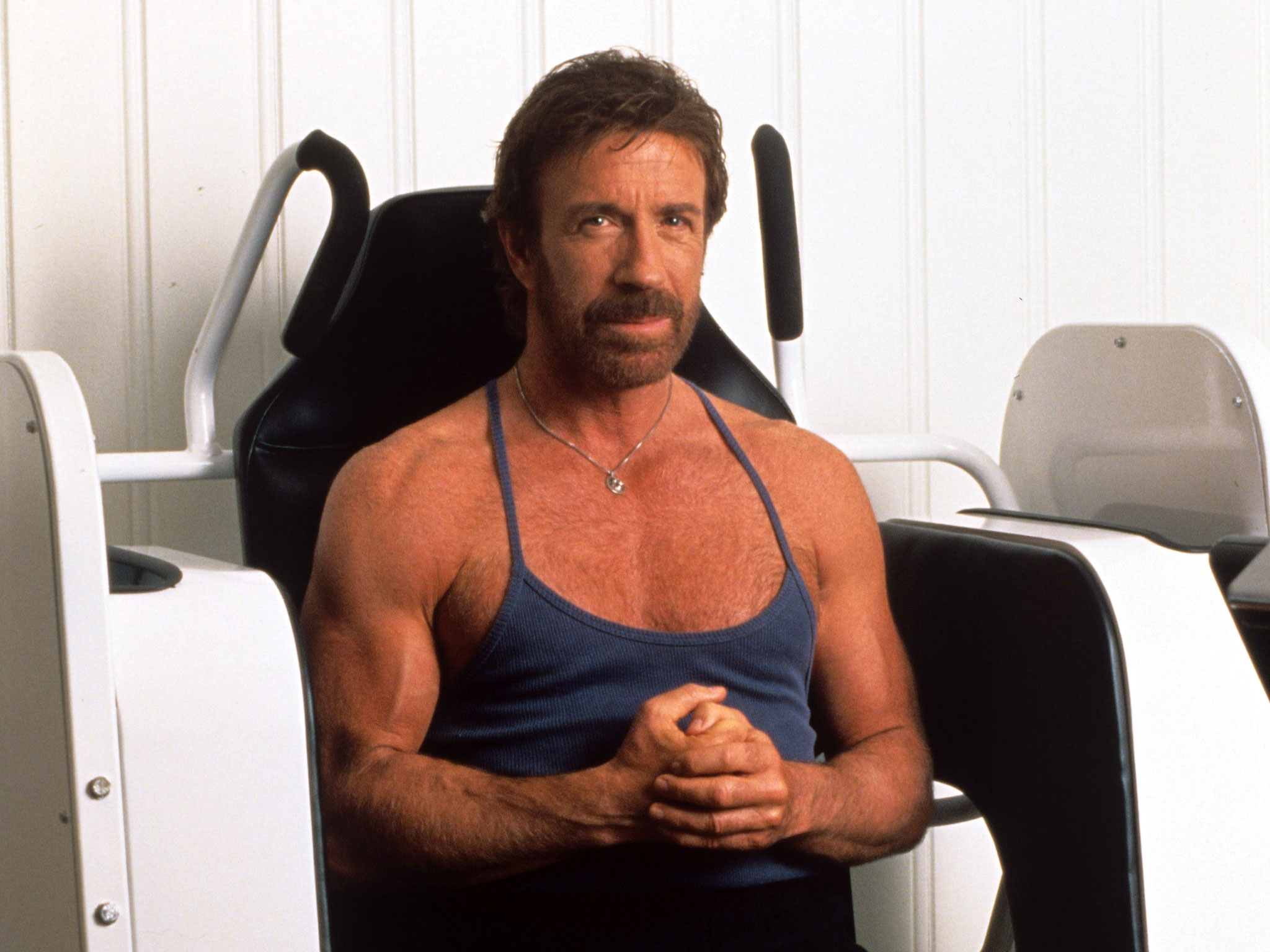 Chuck Norris turns 75:...