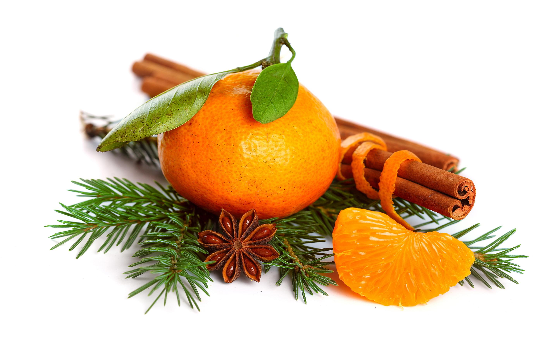 Cinnamon mandarin pine