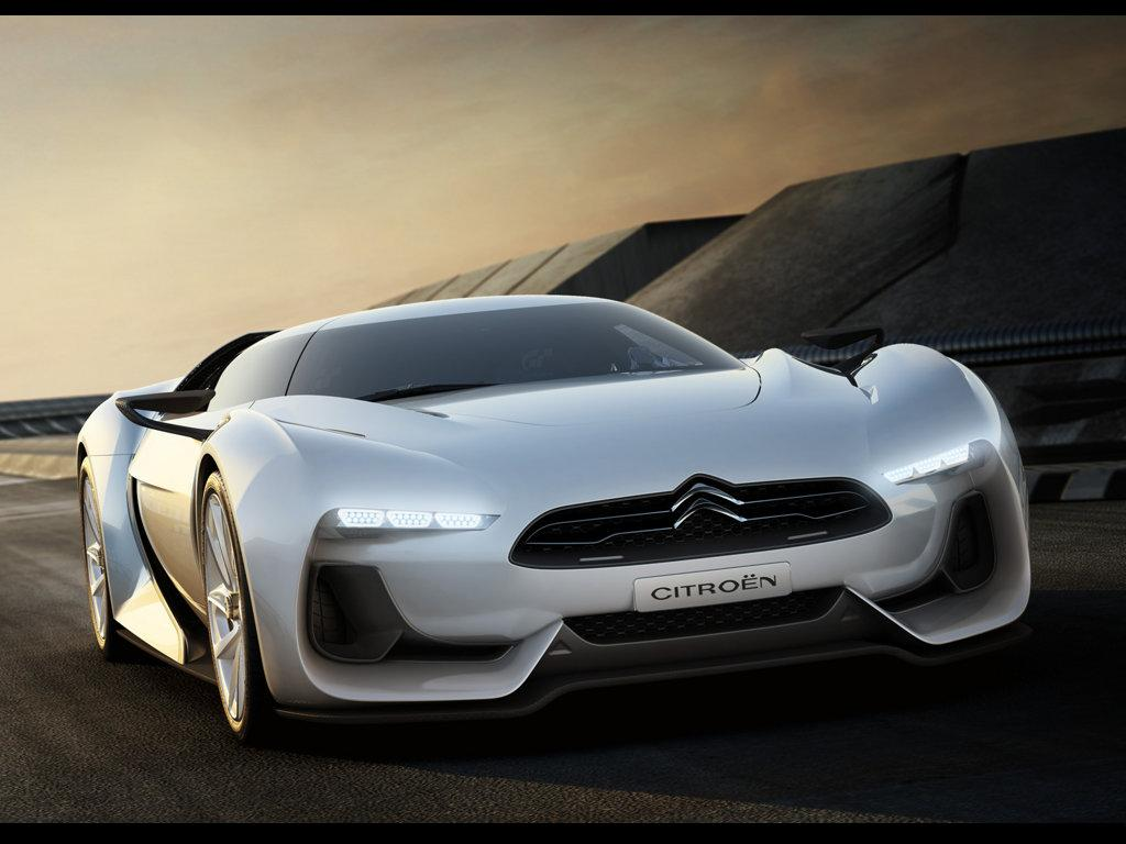 Citroen GT Concept 1