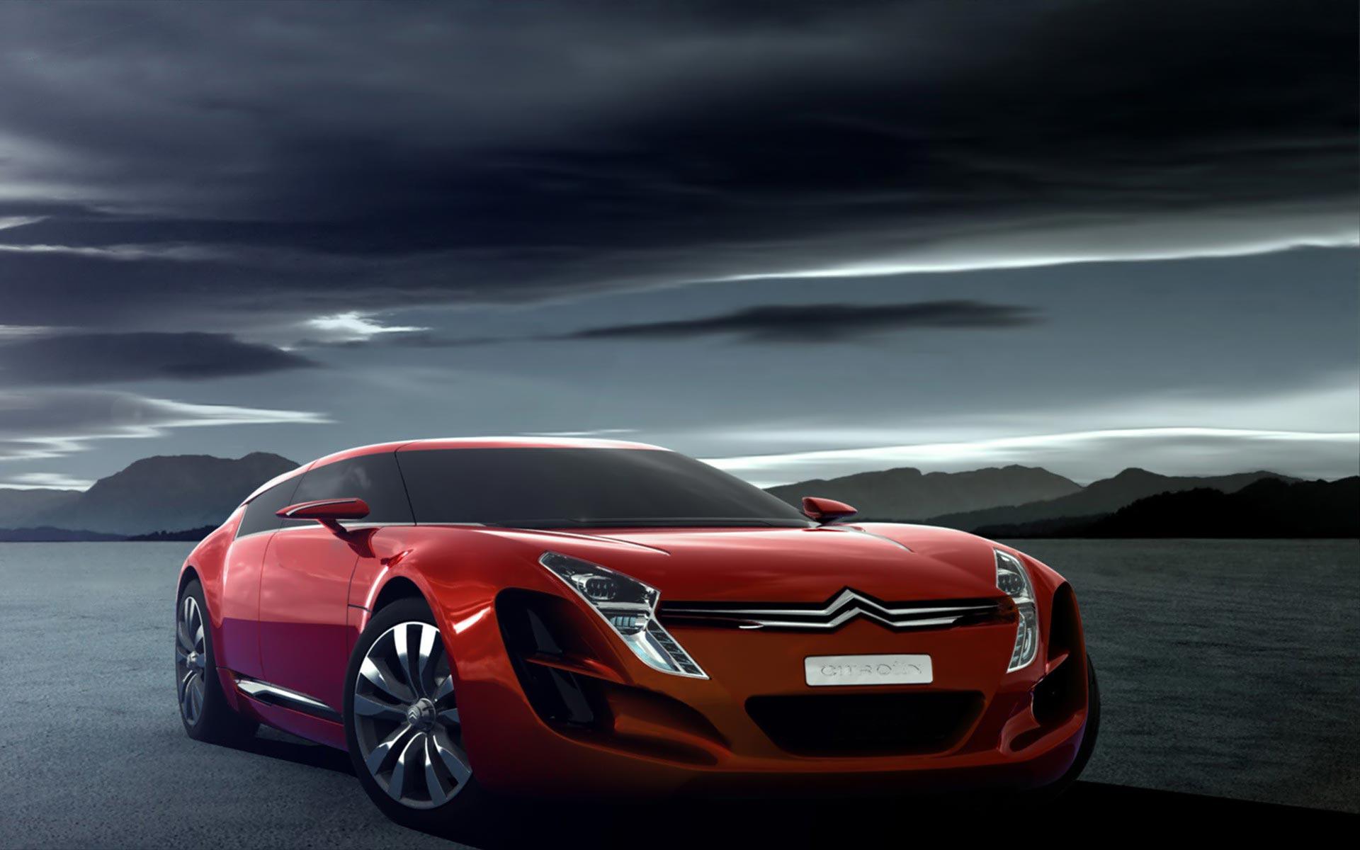 Desktop Wallpaper · Motors · Cars Citroen Metisse