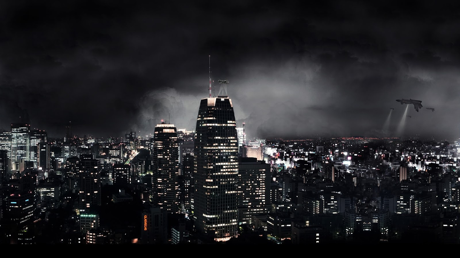 City Background Hd Download