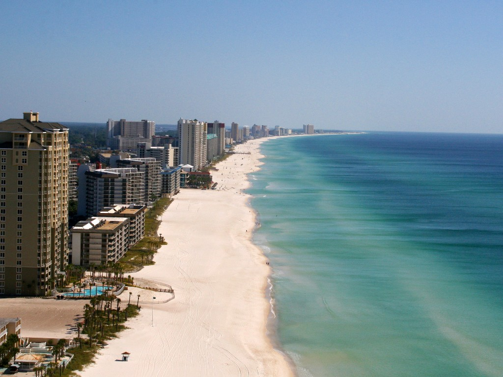Beautiful Panama City Beach, FL Grand Panama Beach Resort