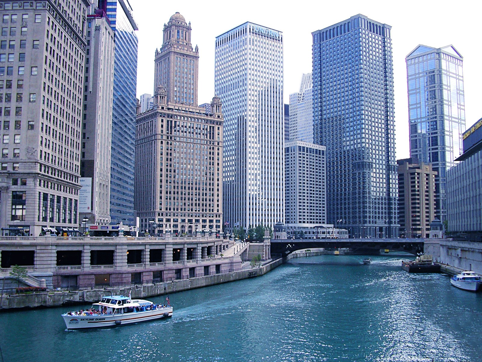 city of chicago, lake michigan