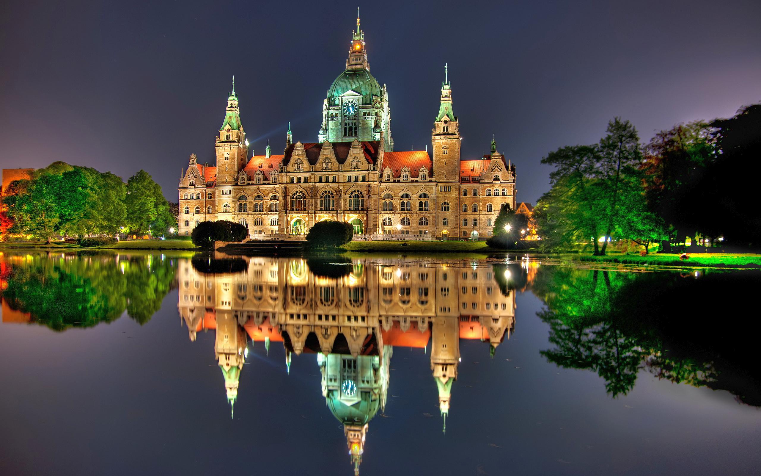City hall hannover