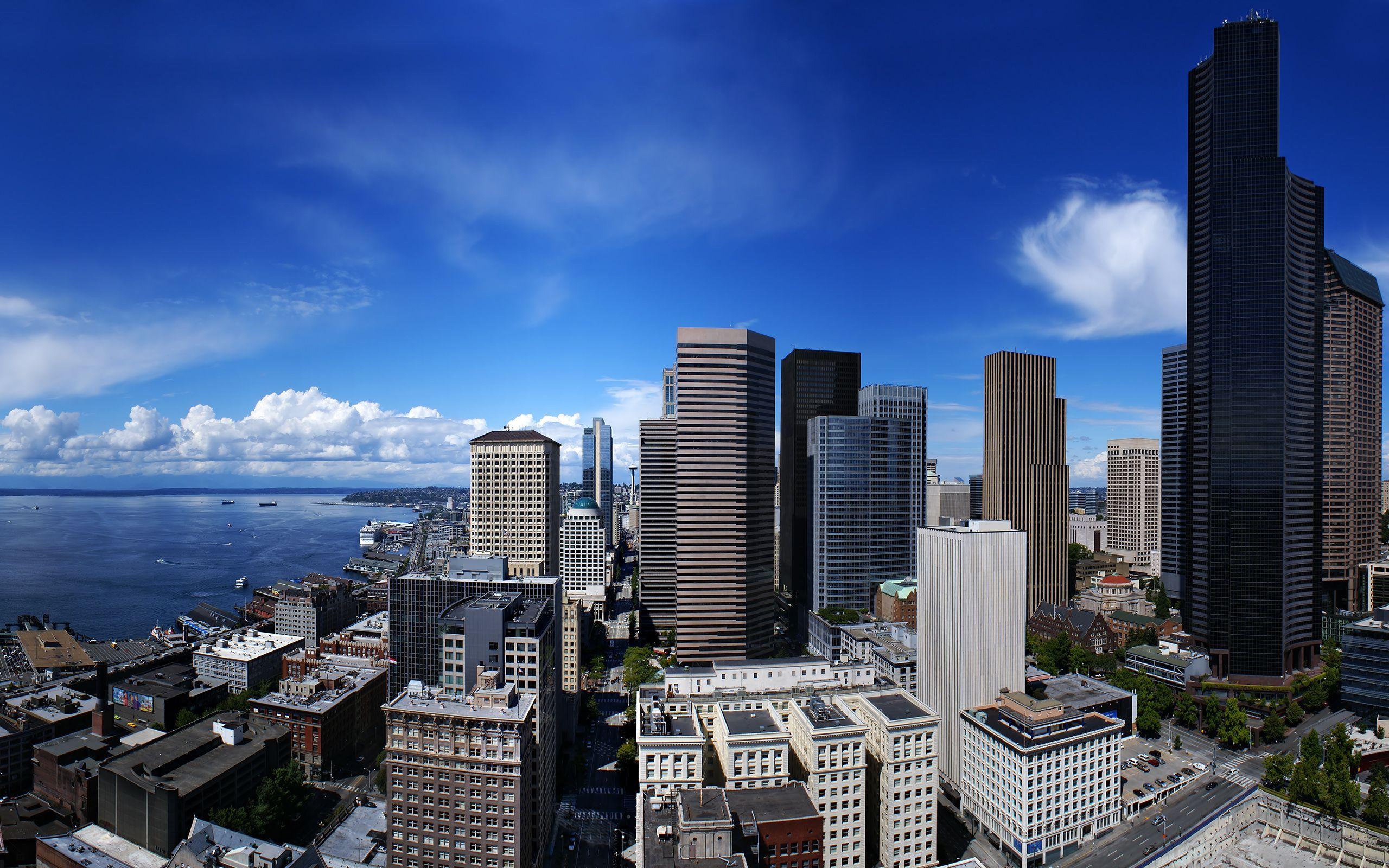 Cityscape Res: 2560x1600 / Size:701kb. Views: 12219