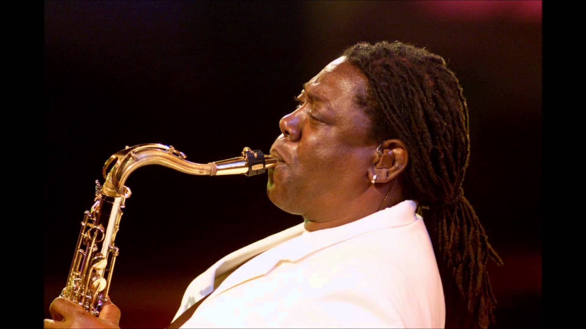 Clarence Clemons- Jungleland Saxophone solo (studio)