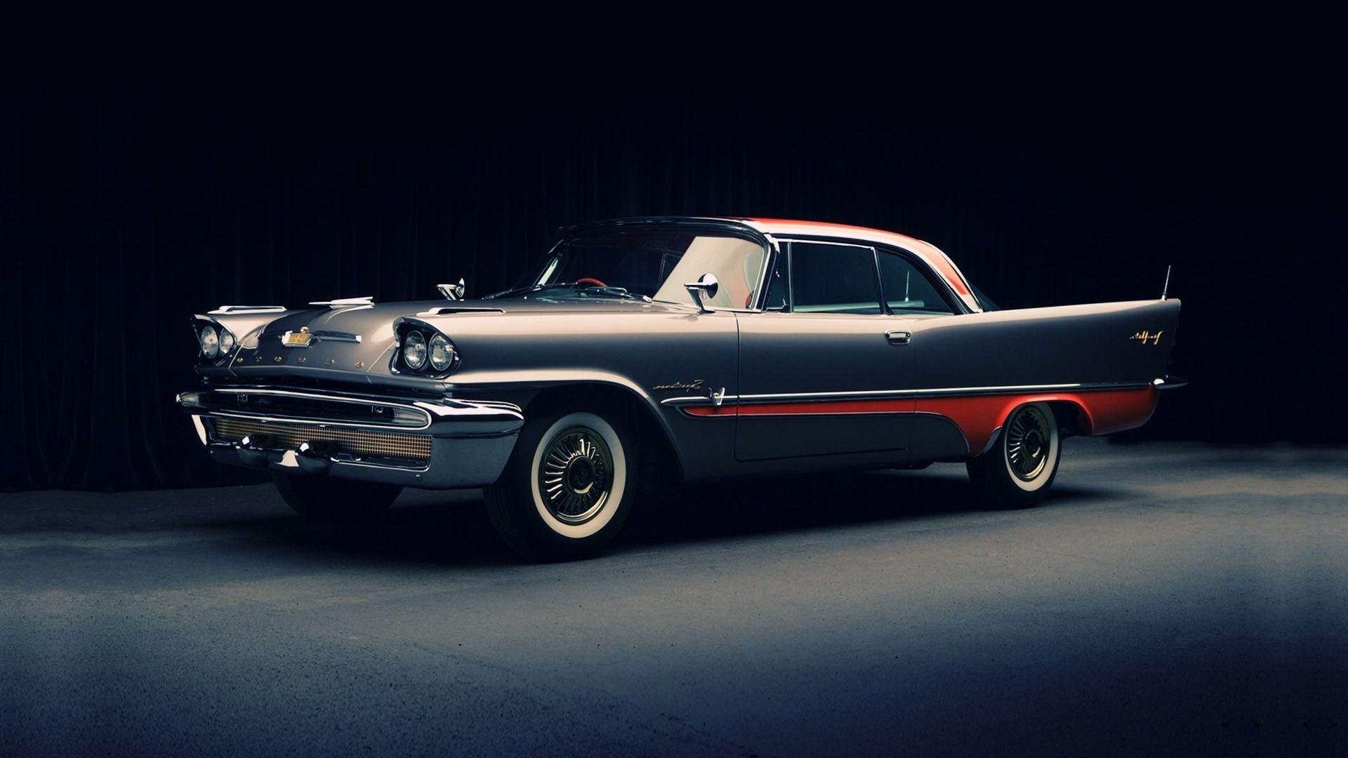 Classic Car DeSoto
