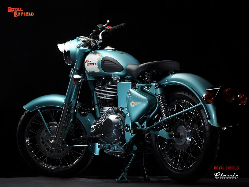 Classic Enfield Bike