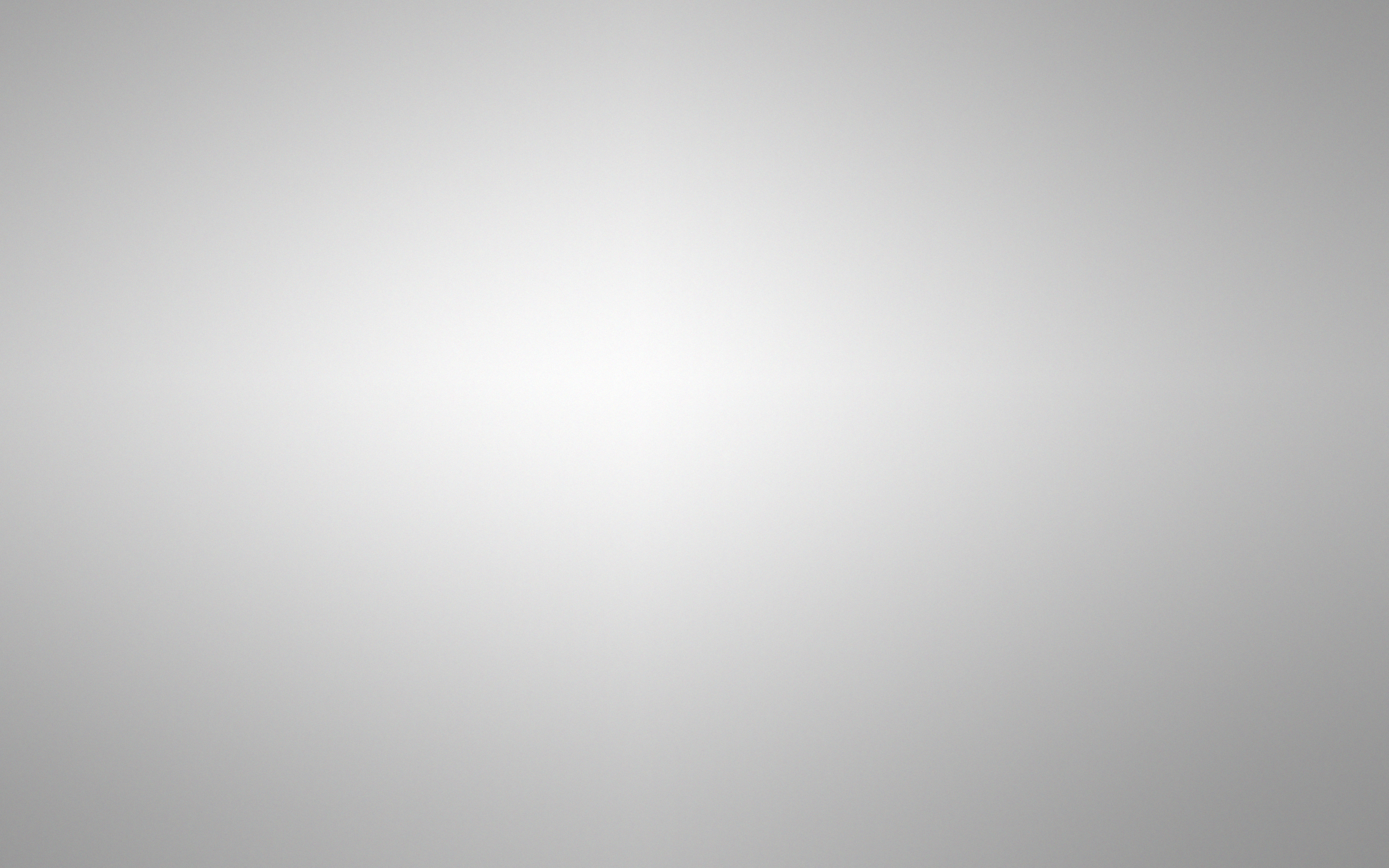 ... Clean White Bg 2560 X 1600 by MarkWester