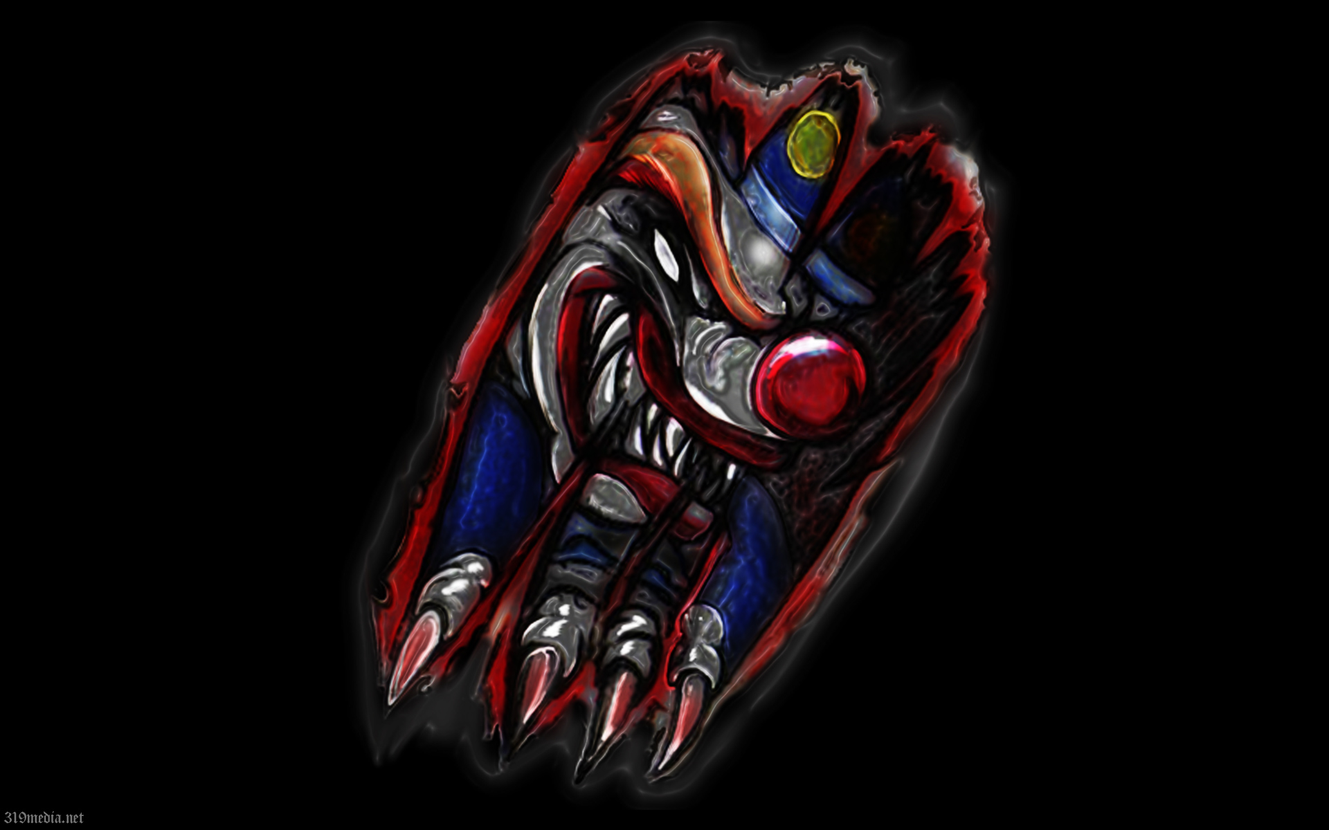 HD Wallpaper   Background ID:446737. 1920x1200 Dark Clown