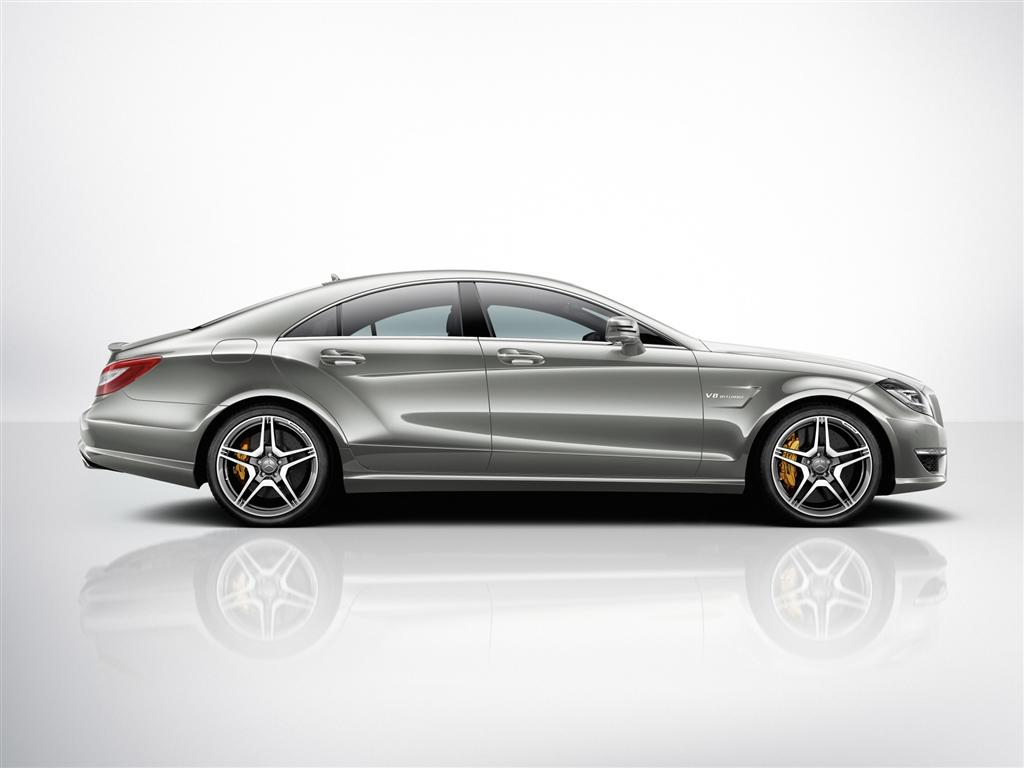 Exciting design, ultimate performance and groundbreaking efficiency: this is what the new Mercedes-Benz CLS63 AMG is all about.