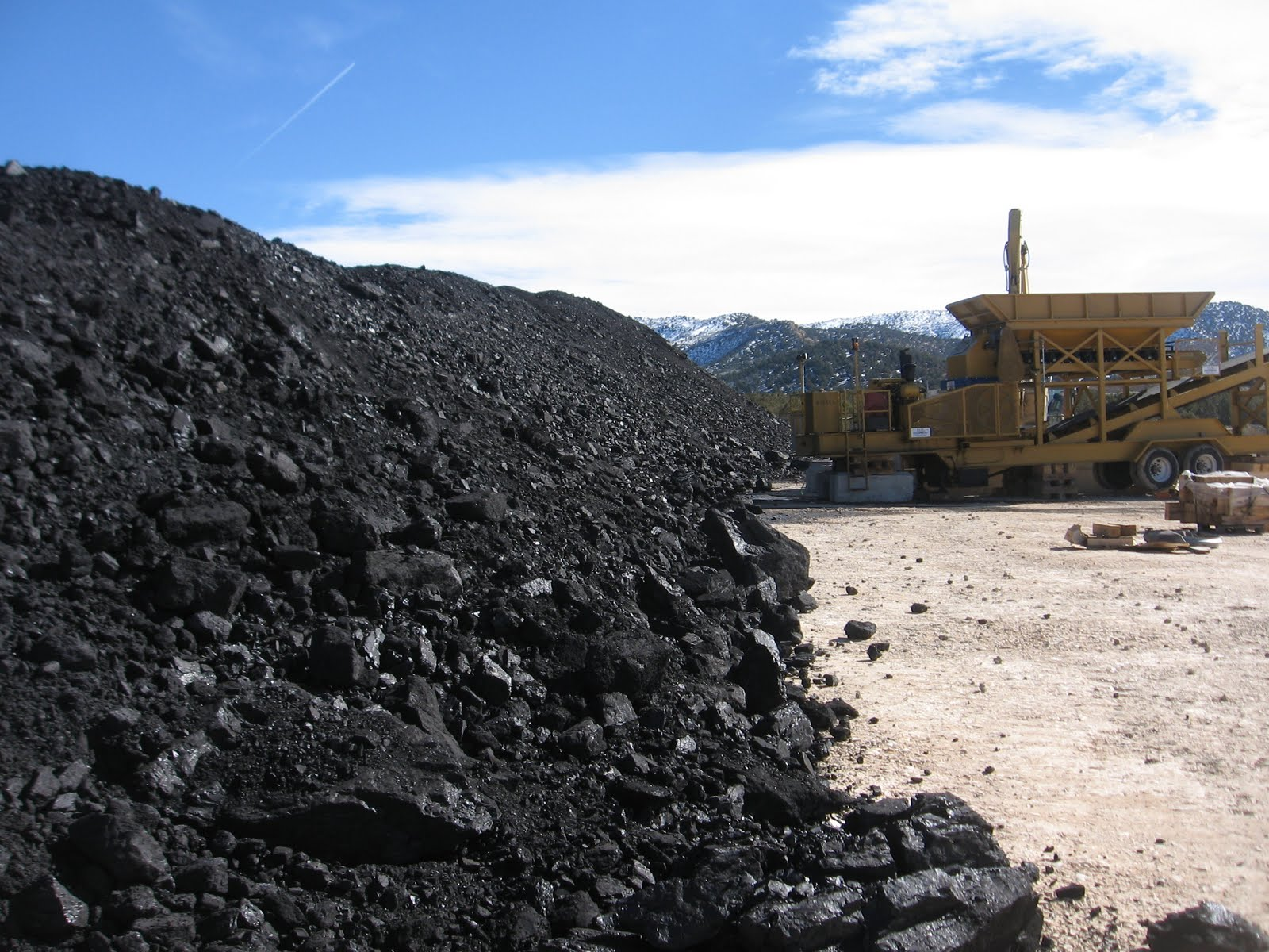 War on coal. Check it out: