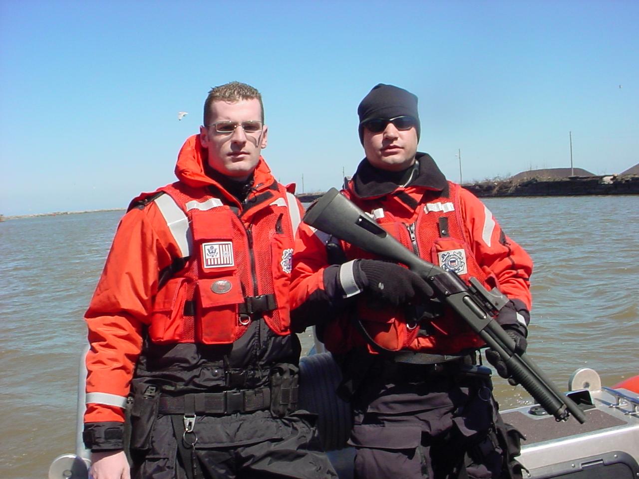 US Coast Guard Station Ashtabula