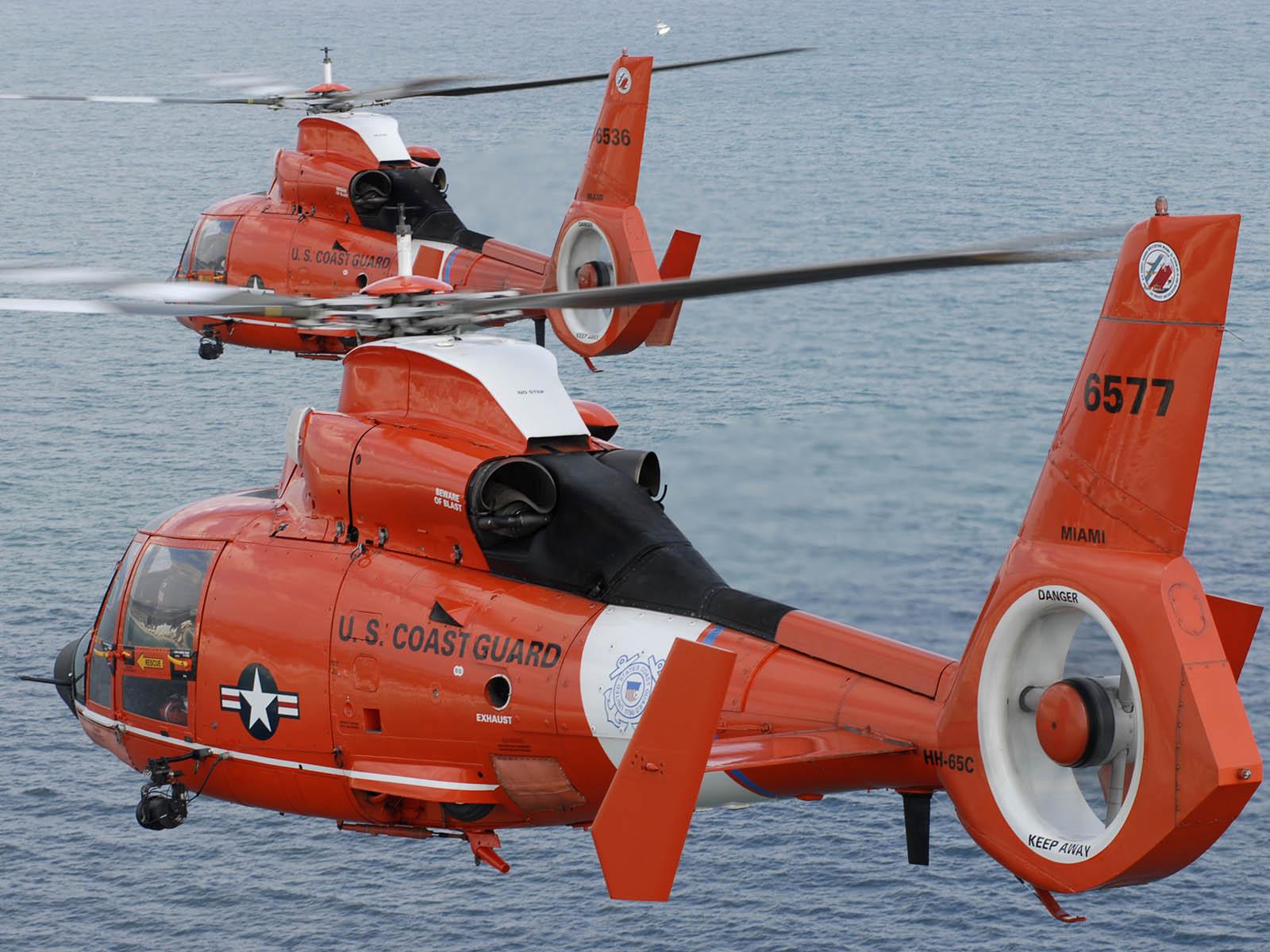 ... Coast Guard ...