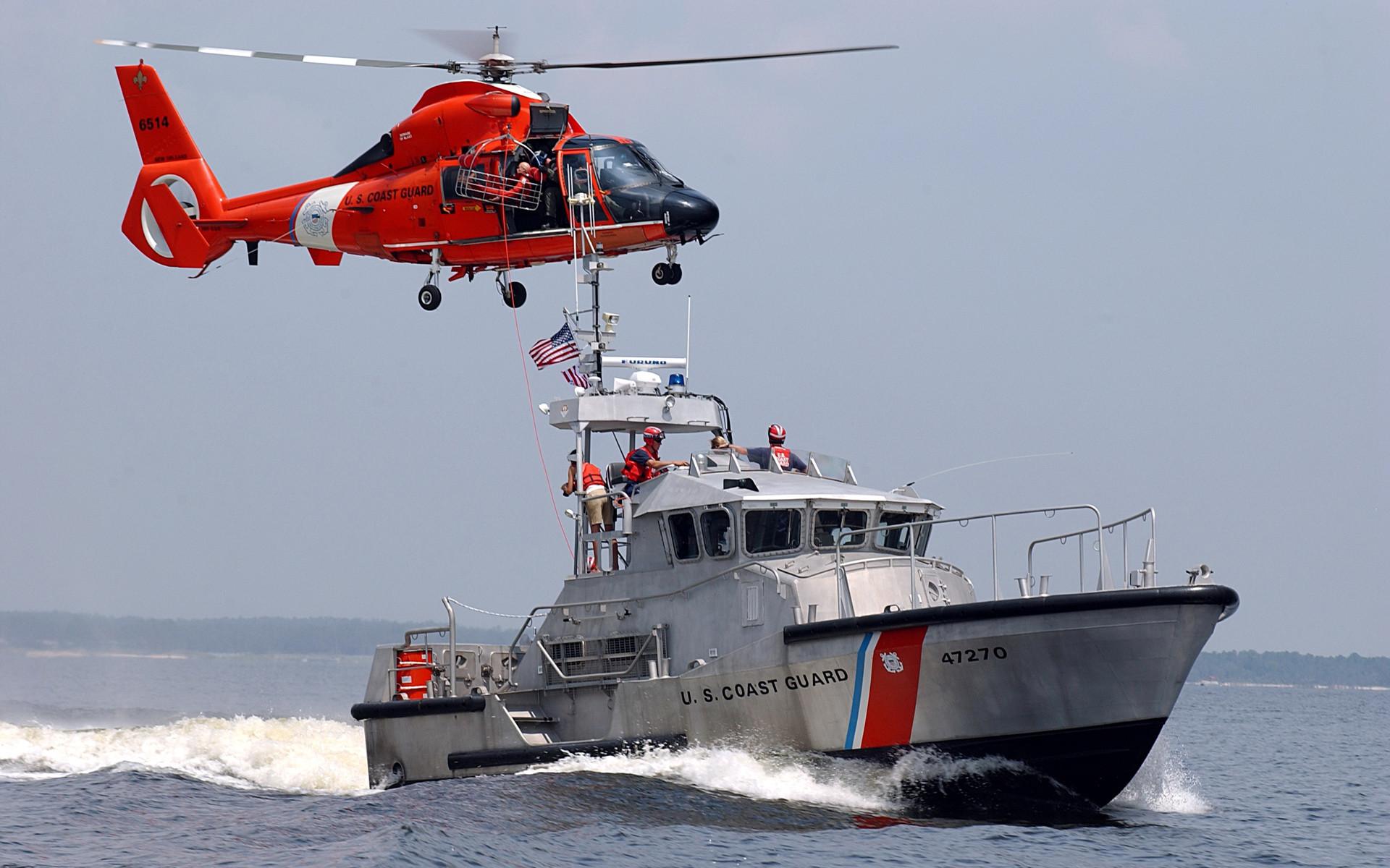 Coast Guard Wallpaper
