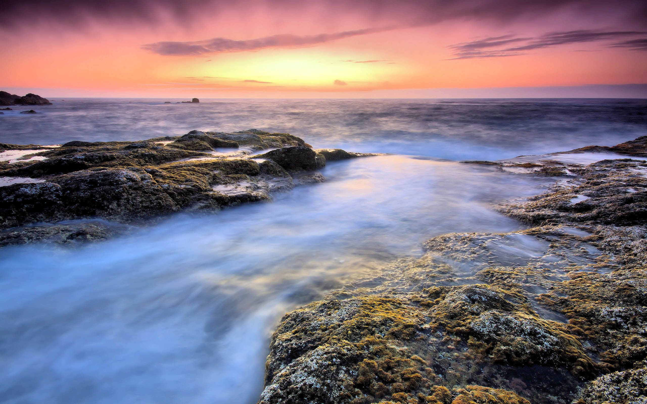 HD Wallpapers Coastal marine
