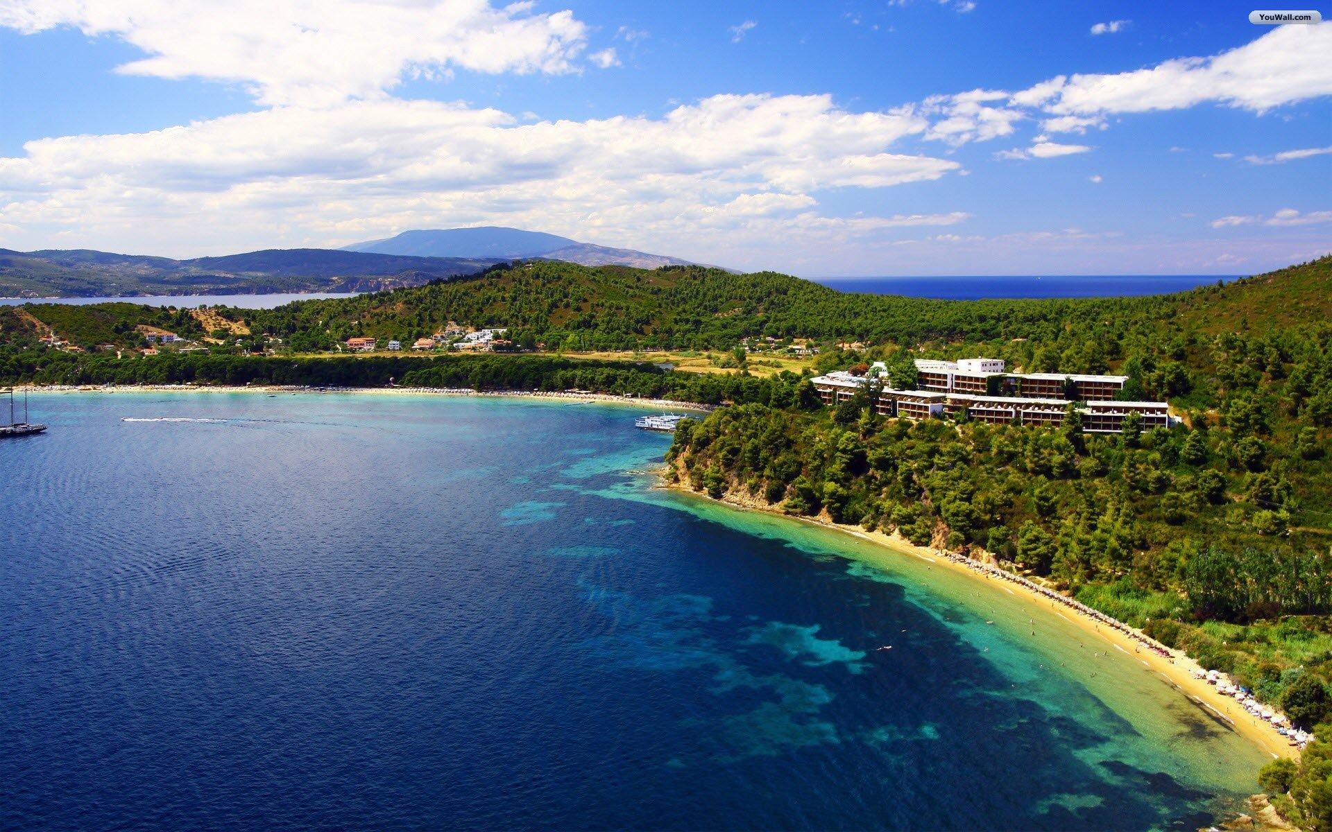 View and Download Coastal Ocean Wallpaper ...