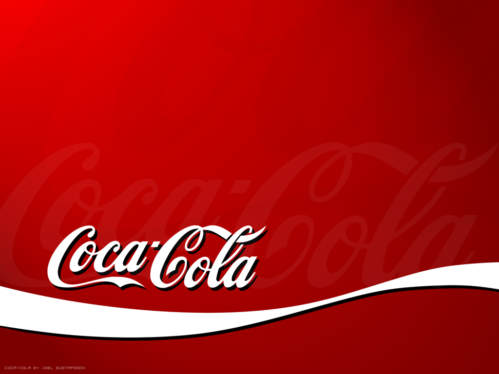 Coca Cola Logo Wallpaper-3