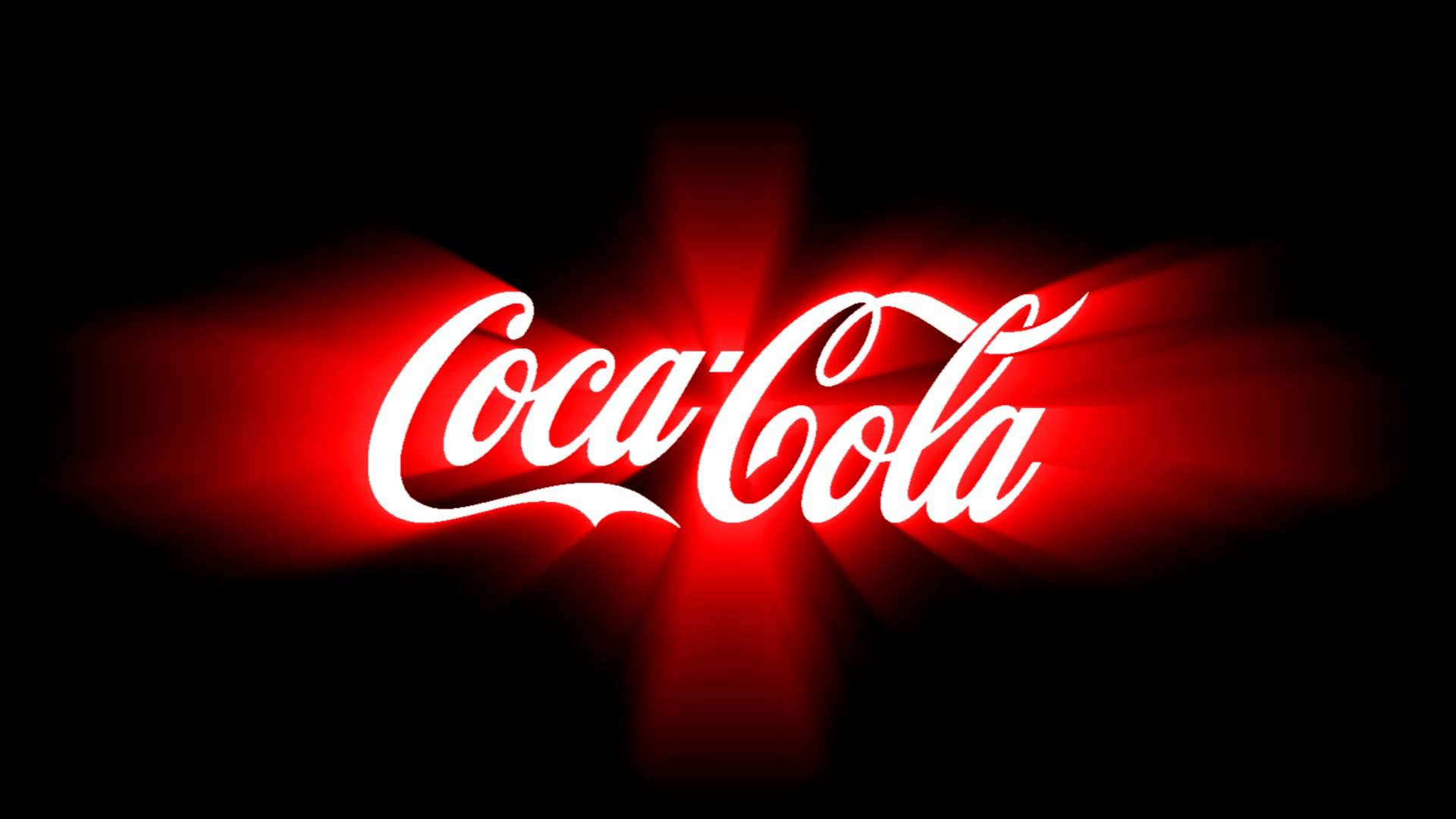 Coca Cola Logo Wallpaper 1920x1080 3405