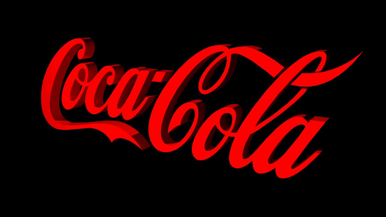 Coca Cola logo PNG image