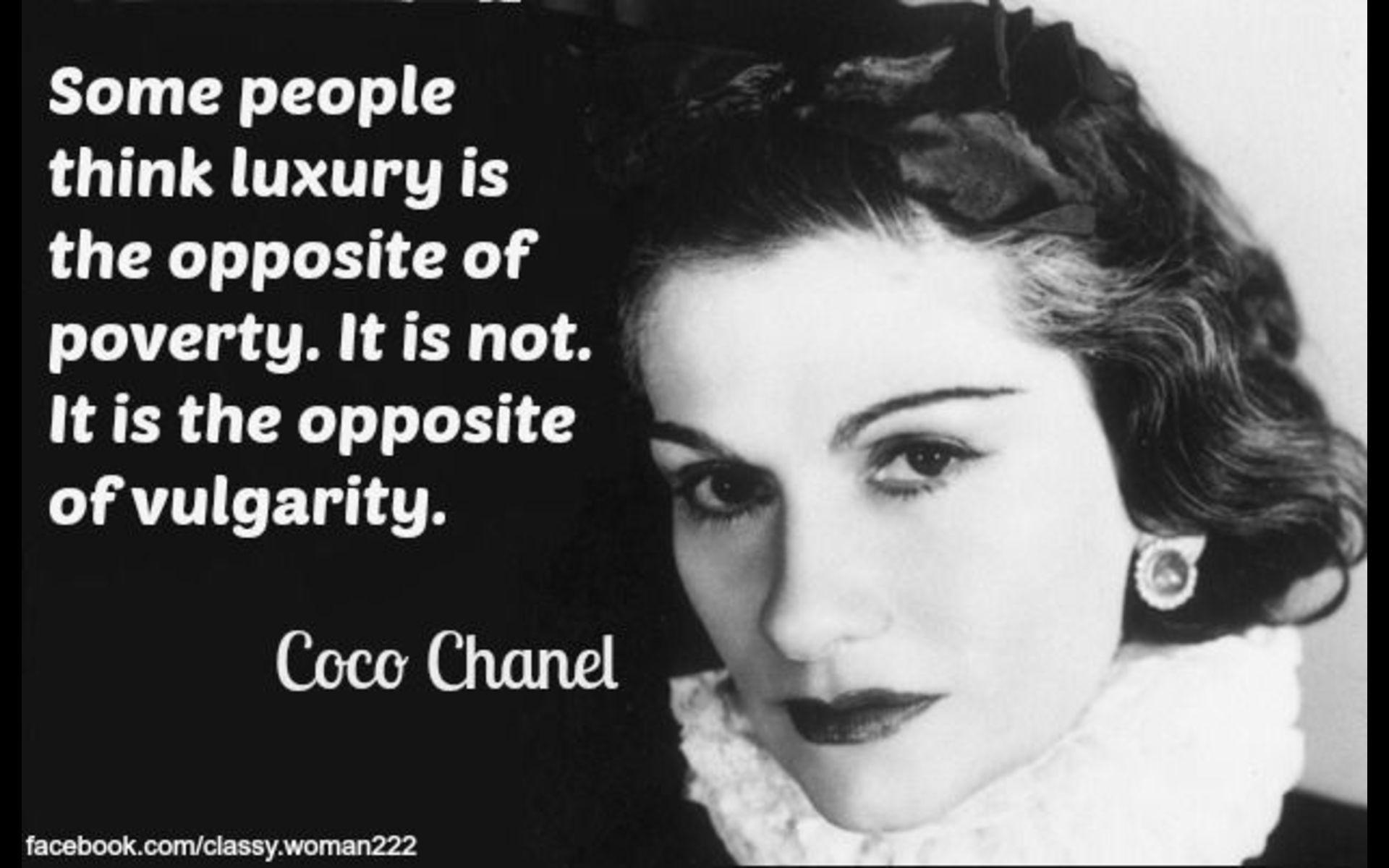Coco Chanel Coco chanel pix for gt coco