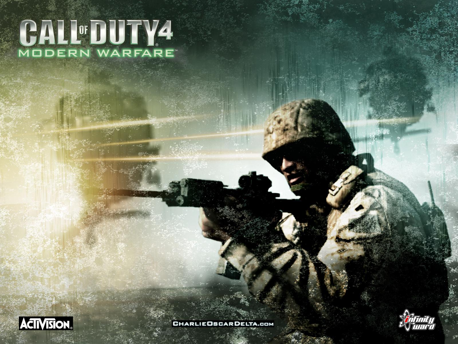 Call of Duty 4: Modern Warfare - Wallpaper 2.