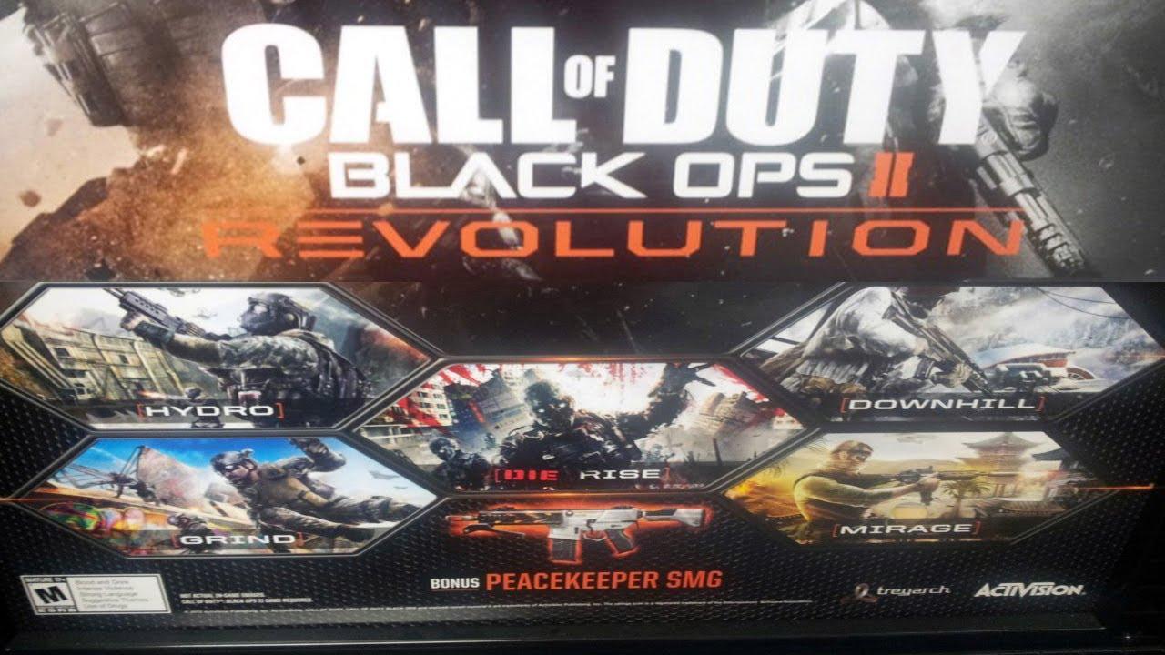 Cod black ops 2 revolution