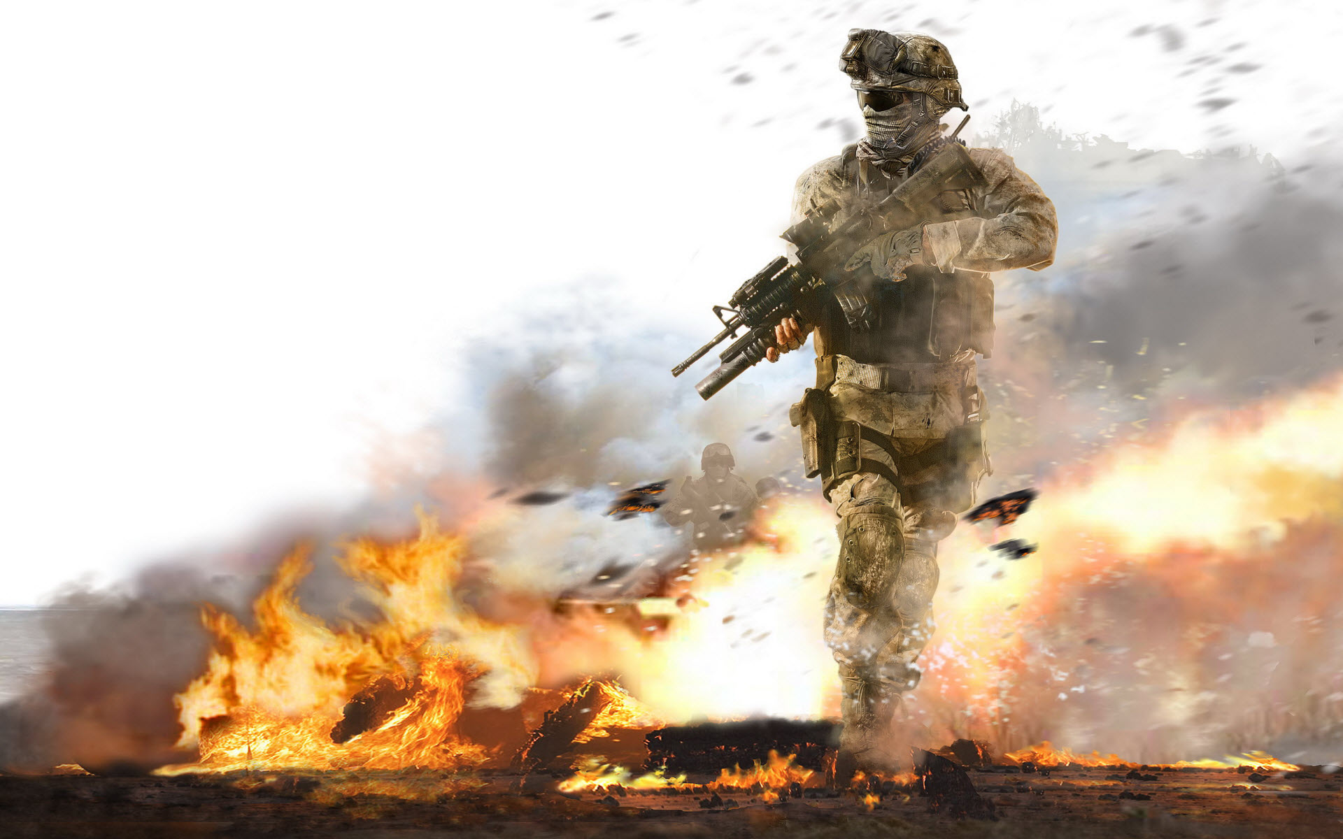 COD Modern Warfare 2 Game