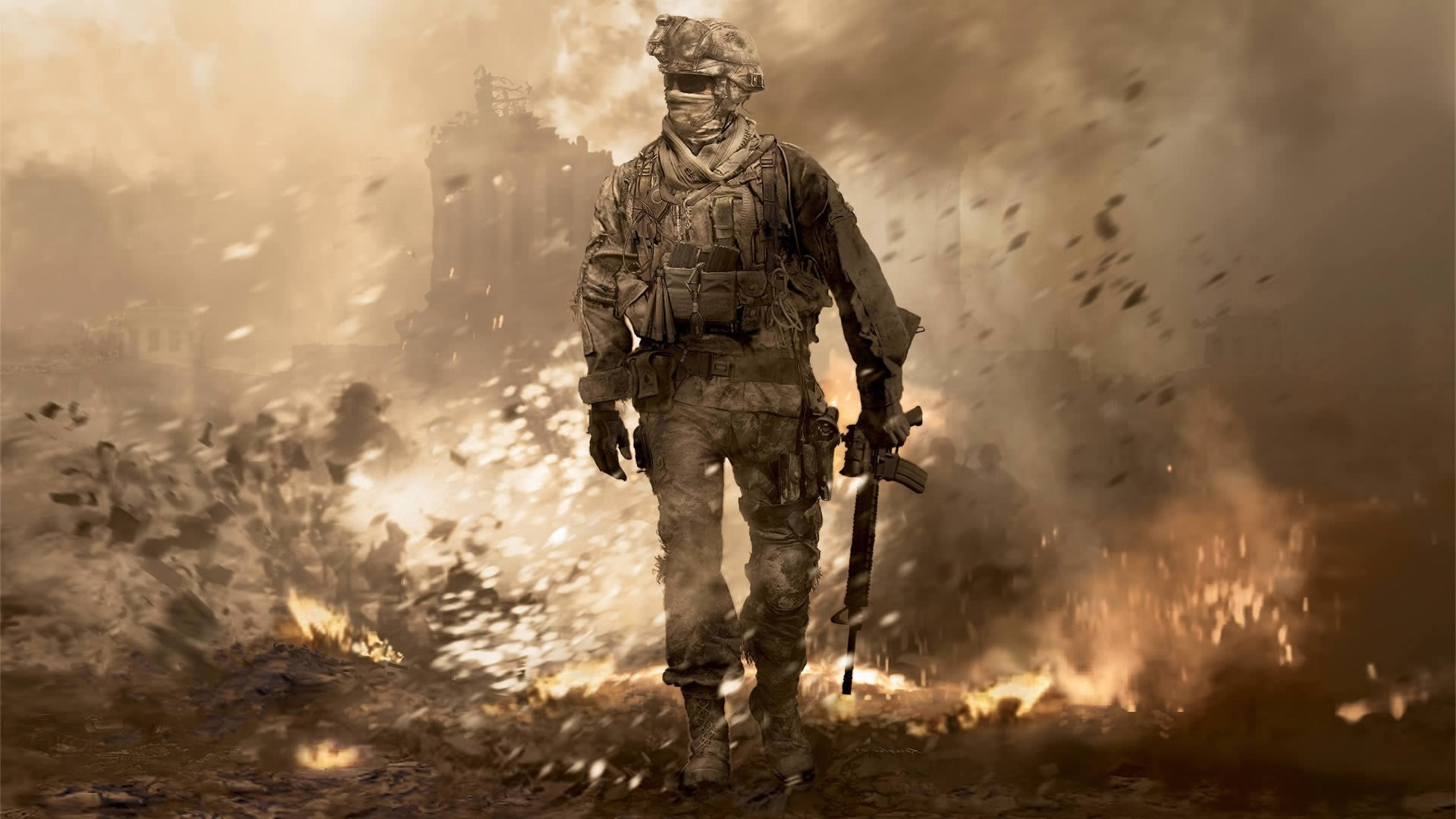 Call of Duty - Modern Warfare 2 1920x1080