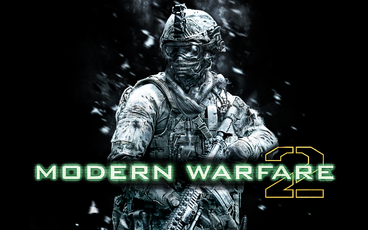 Cod Mw2 Wallpaper 1280x800 67308