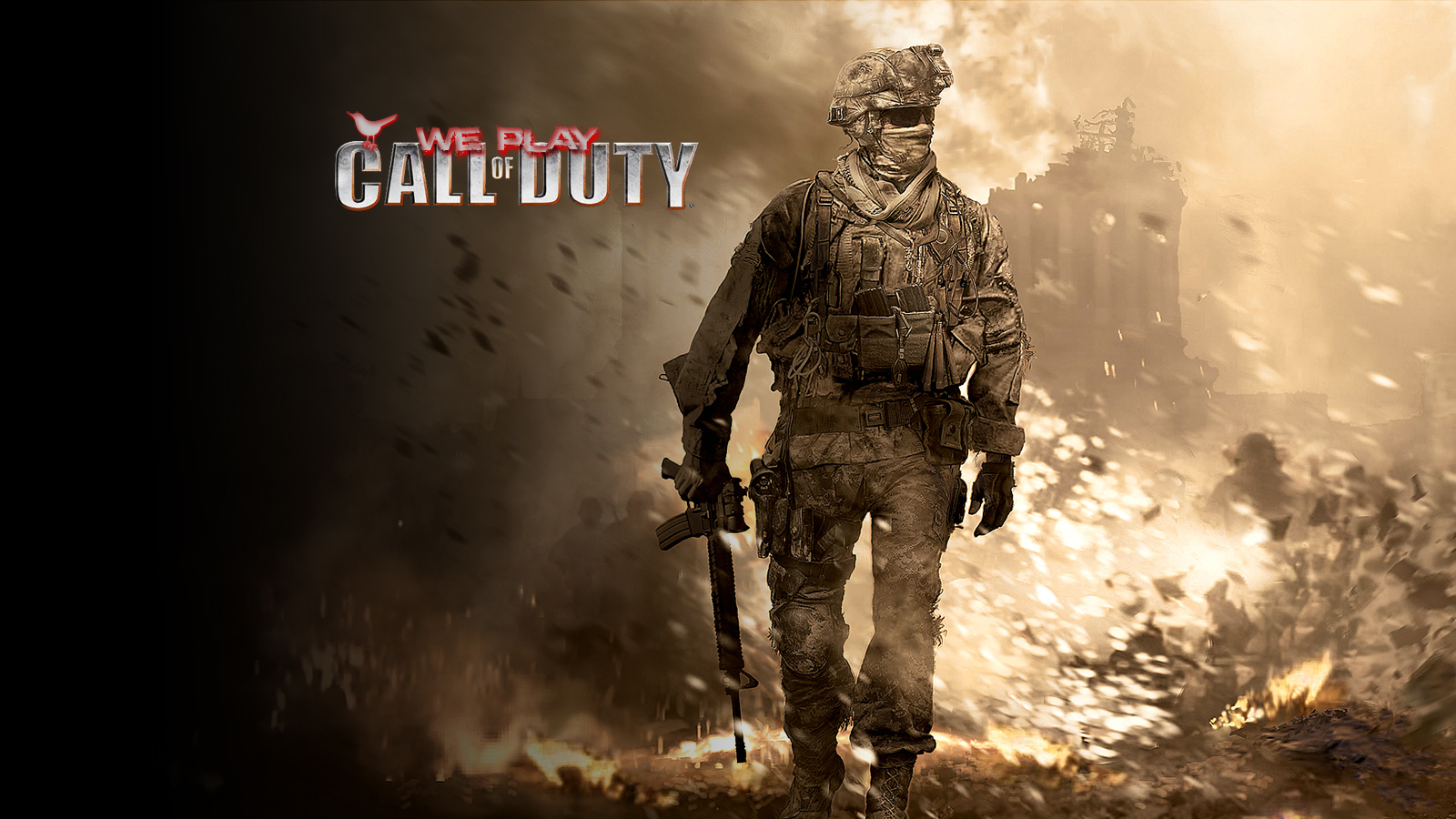 ps3 wallpapers mw2WePlayCoD MW2 CoD WaW and WePlayCoD 360PS3 Backgrounds XpdrneLx