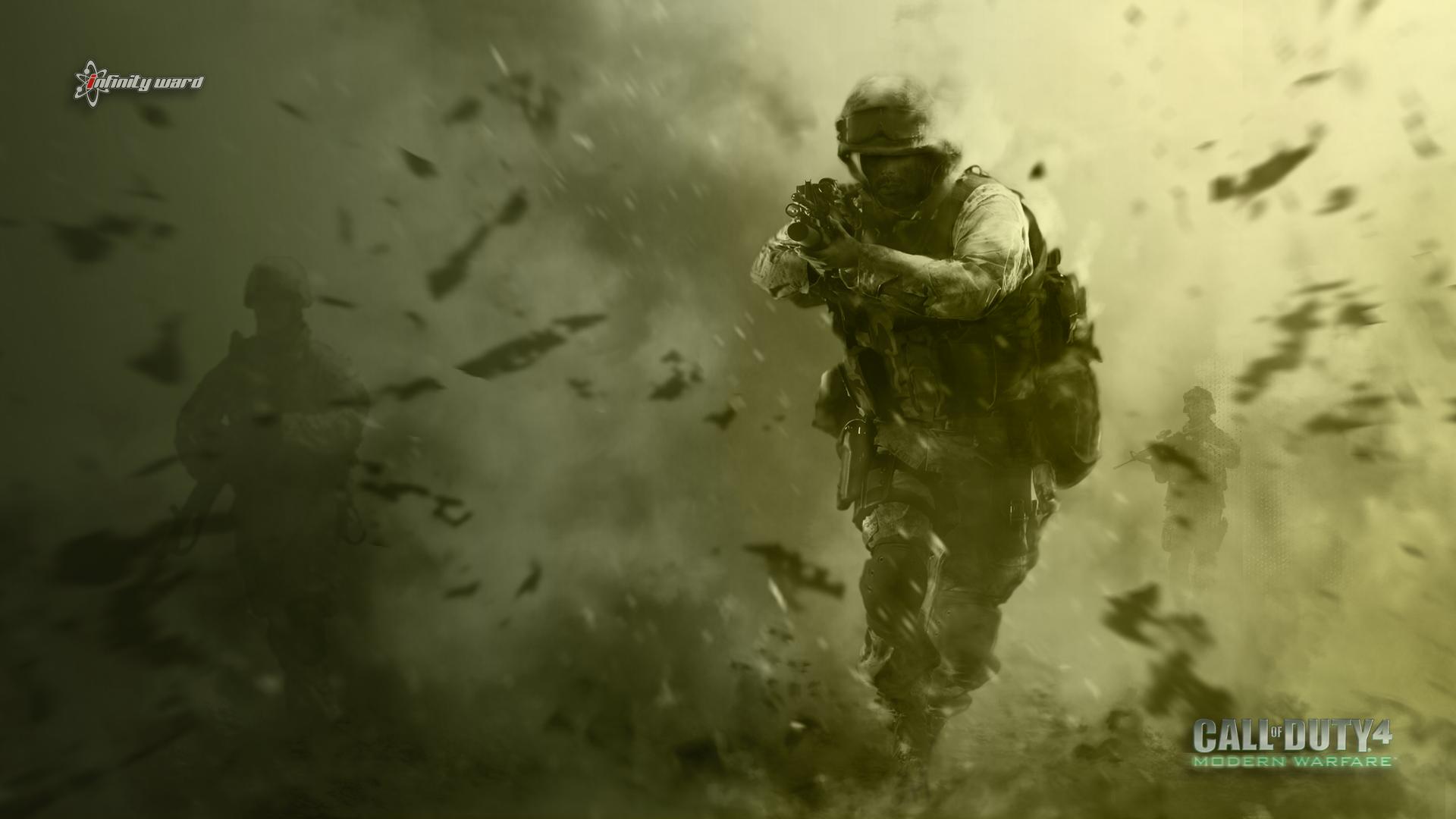 Call Of Duty 4 1920x1080