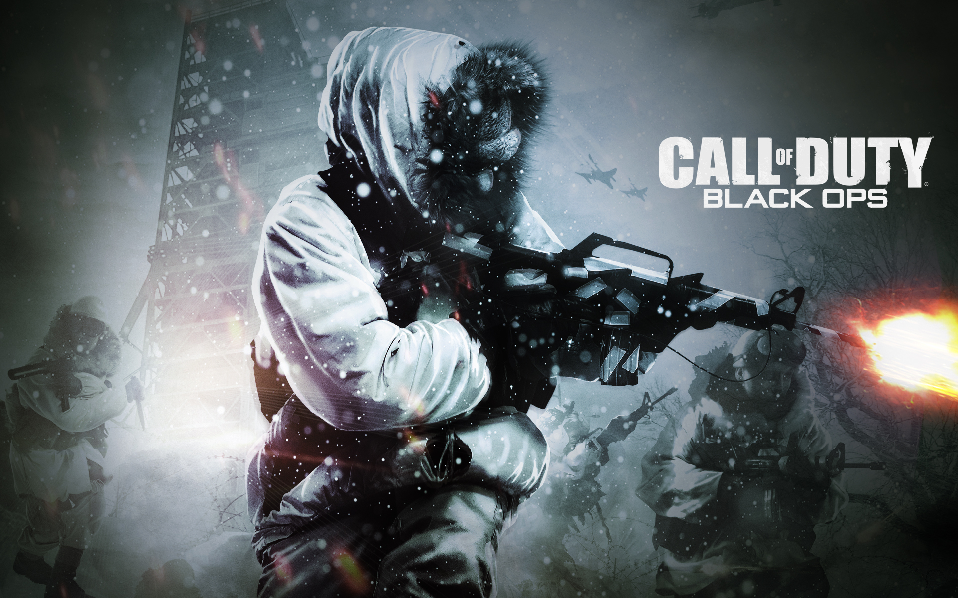 Call Of Duty Black Ops High Definition Desktop Wallpaper Your