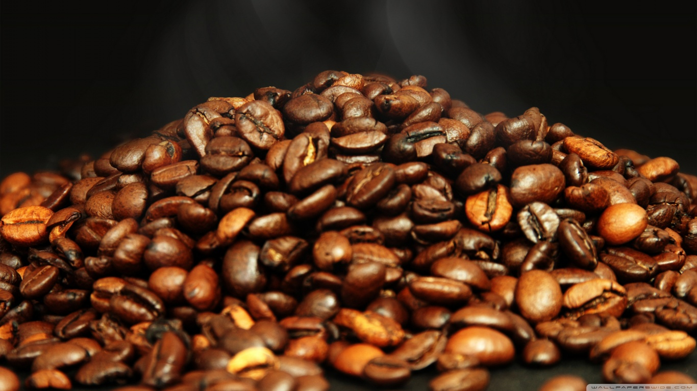 Coffee Beans HD
