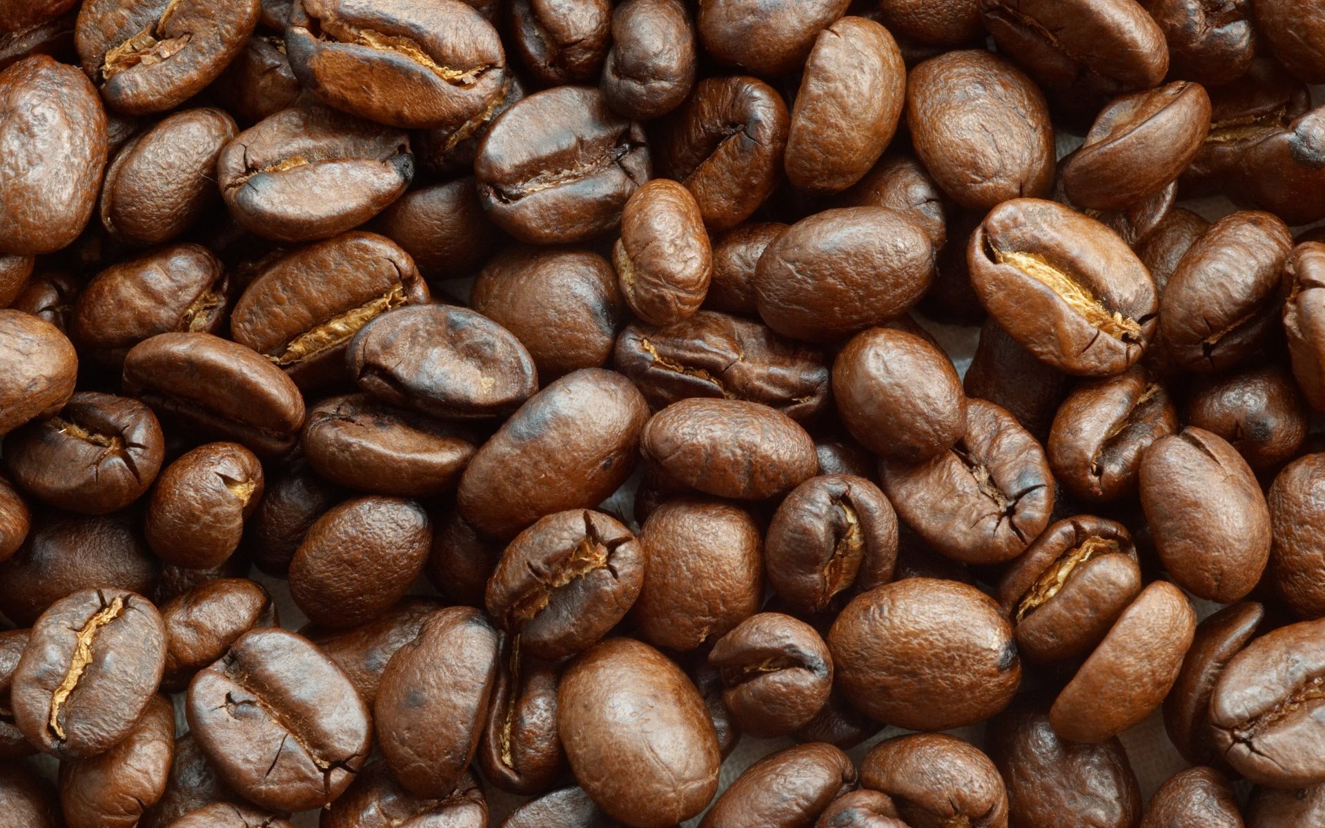 Brown Coffee Beans Wallpaper