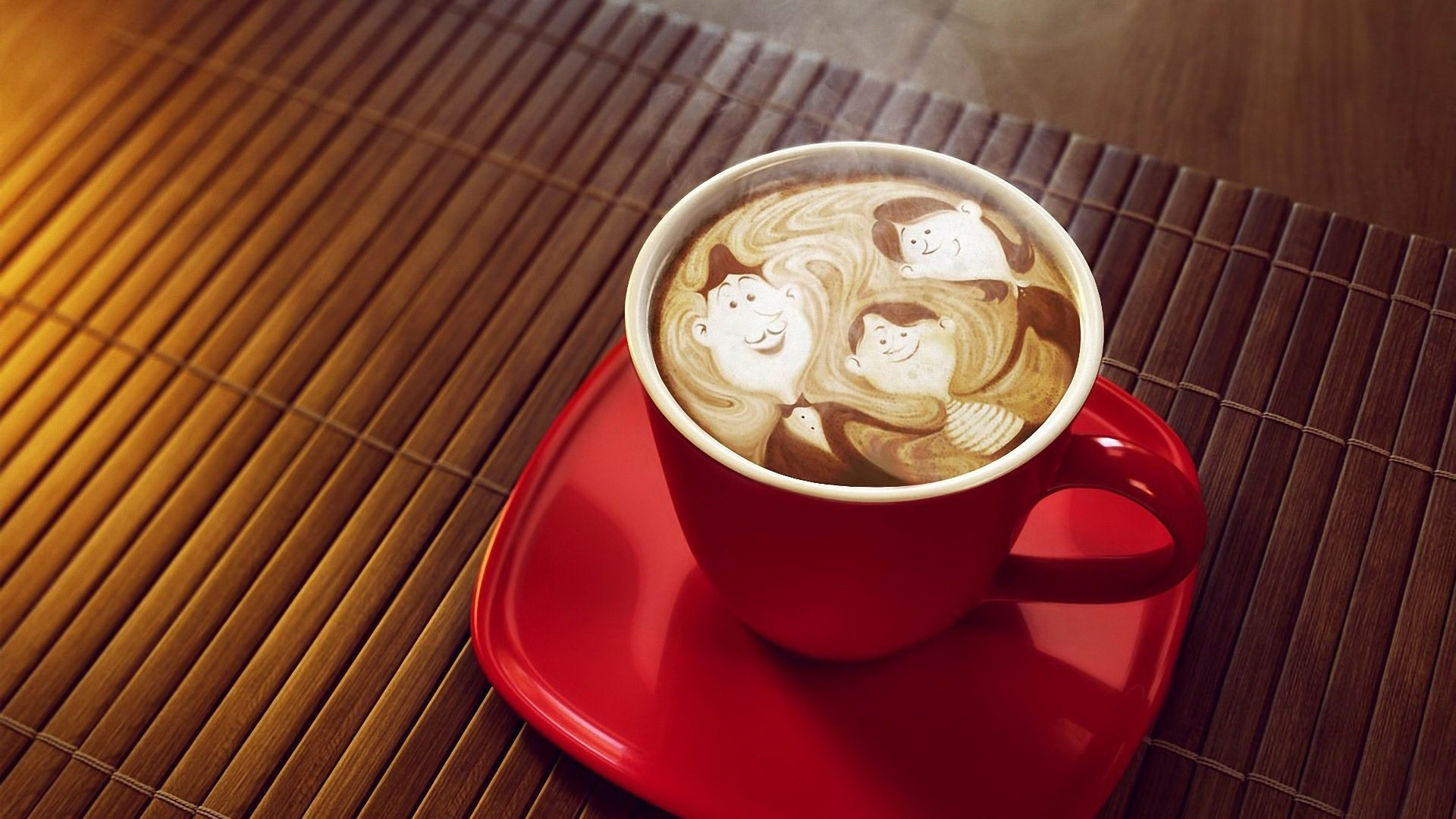 Cool Coffee Cup Wallpaper 38717 1920x1200 px