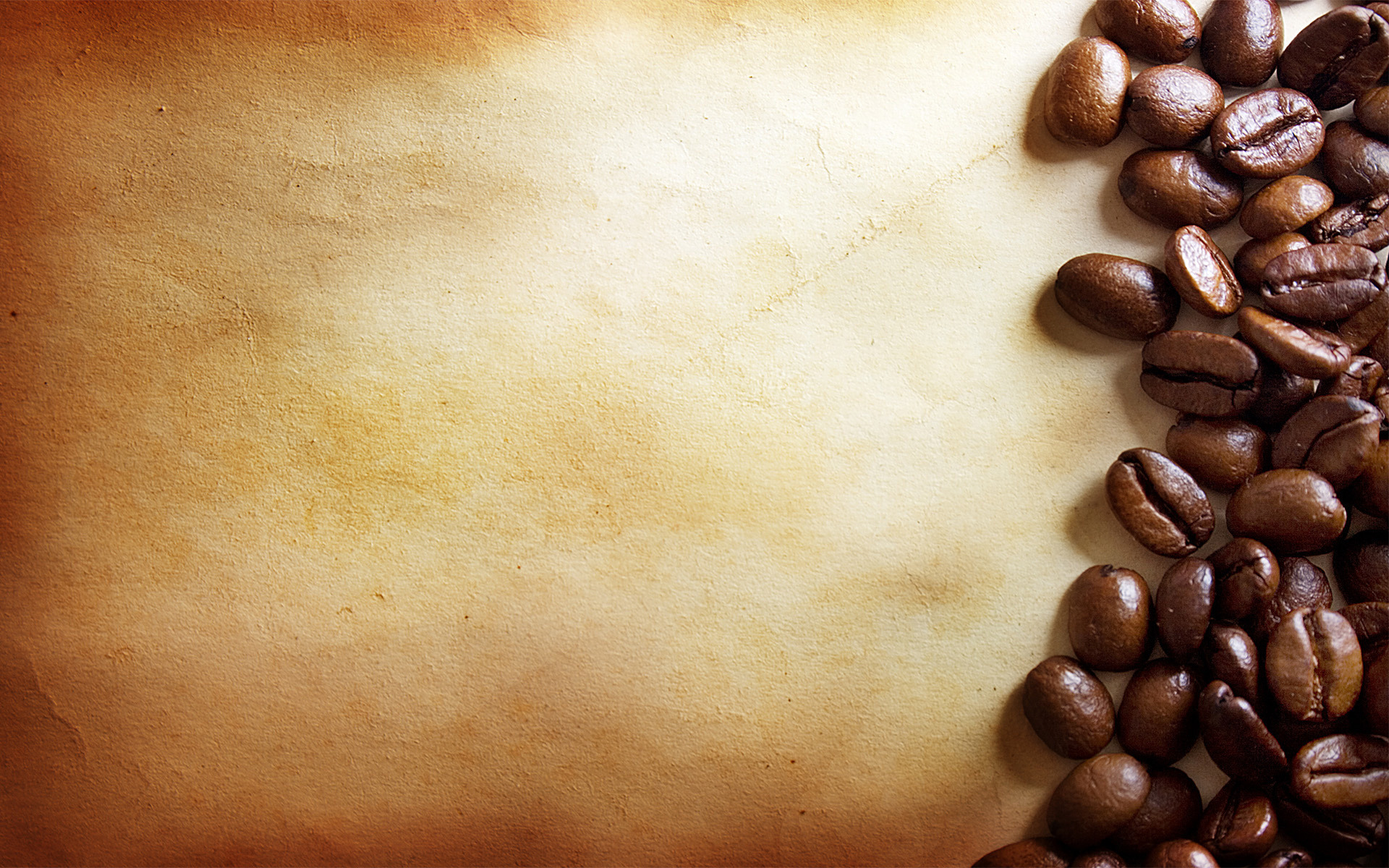 Coffee Grains Wallpaper