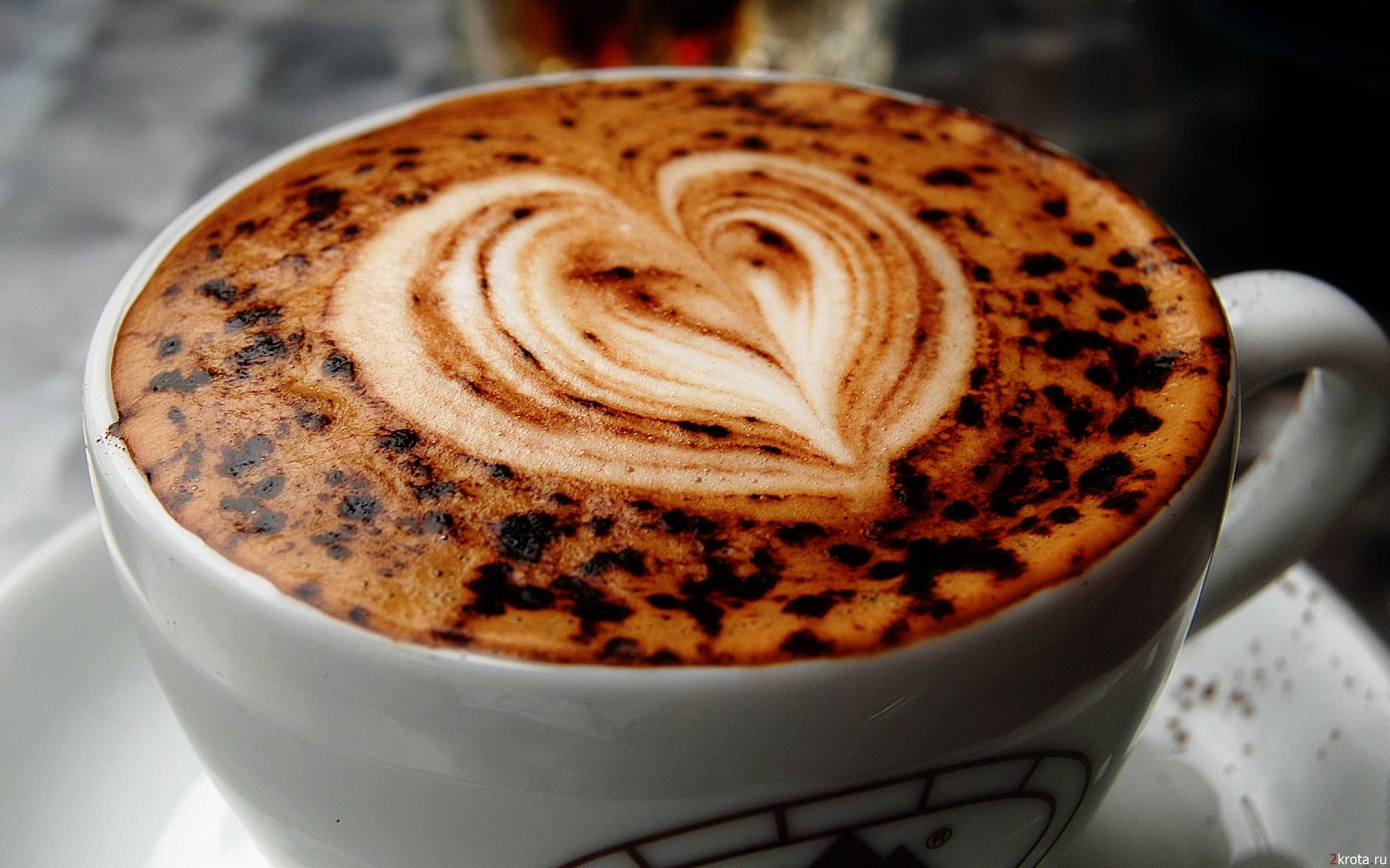 Coffee Heart Cream