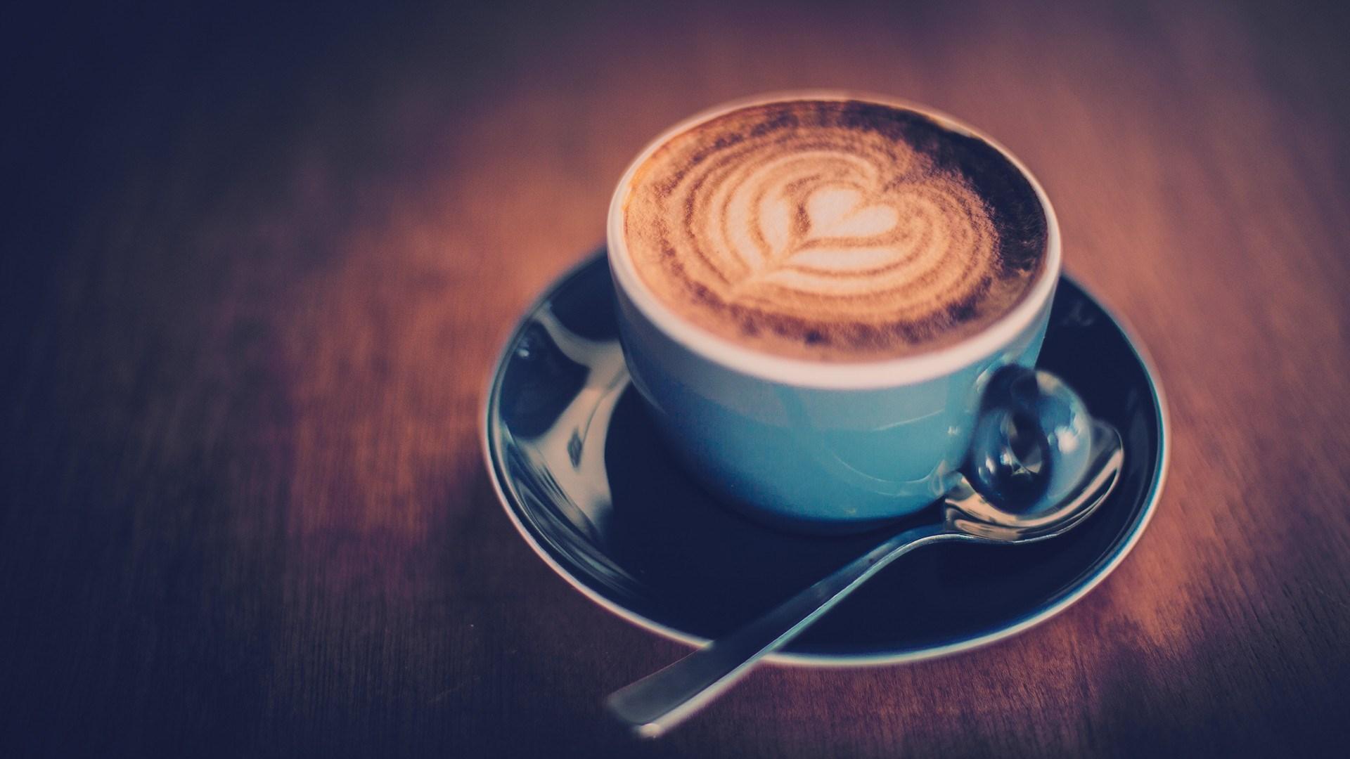 Coffee Heart Macro