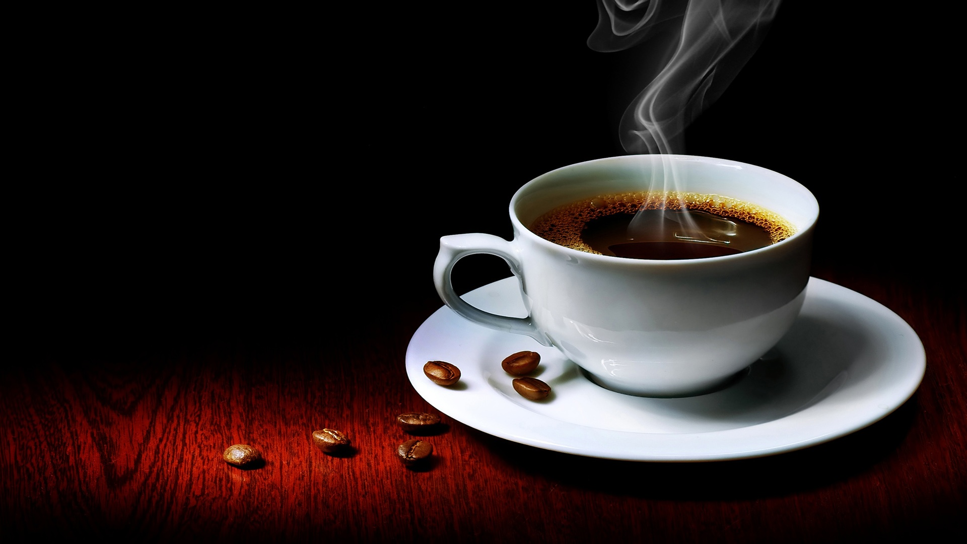 Hot Coffee Wallpaper