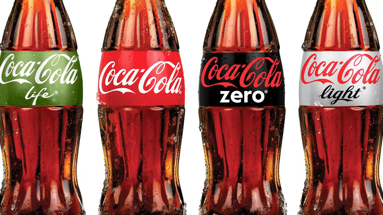 "Coca-Cola Debuts ""Life"" Brand, Highlights Deadliness Of Regular Coke   Co.Design   business + design"
