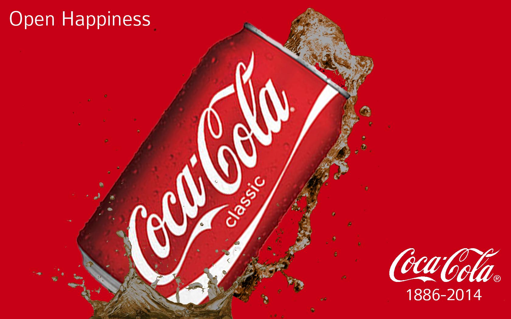 Coke wallpaper | 1680x1050 | #80001