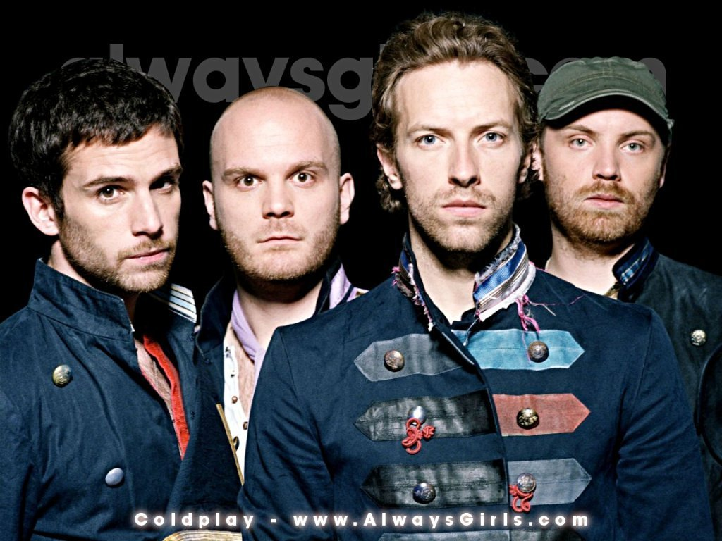 Coldplay Coldplay