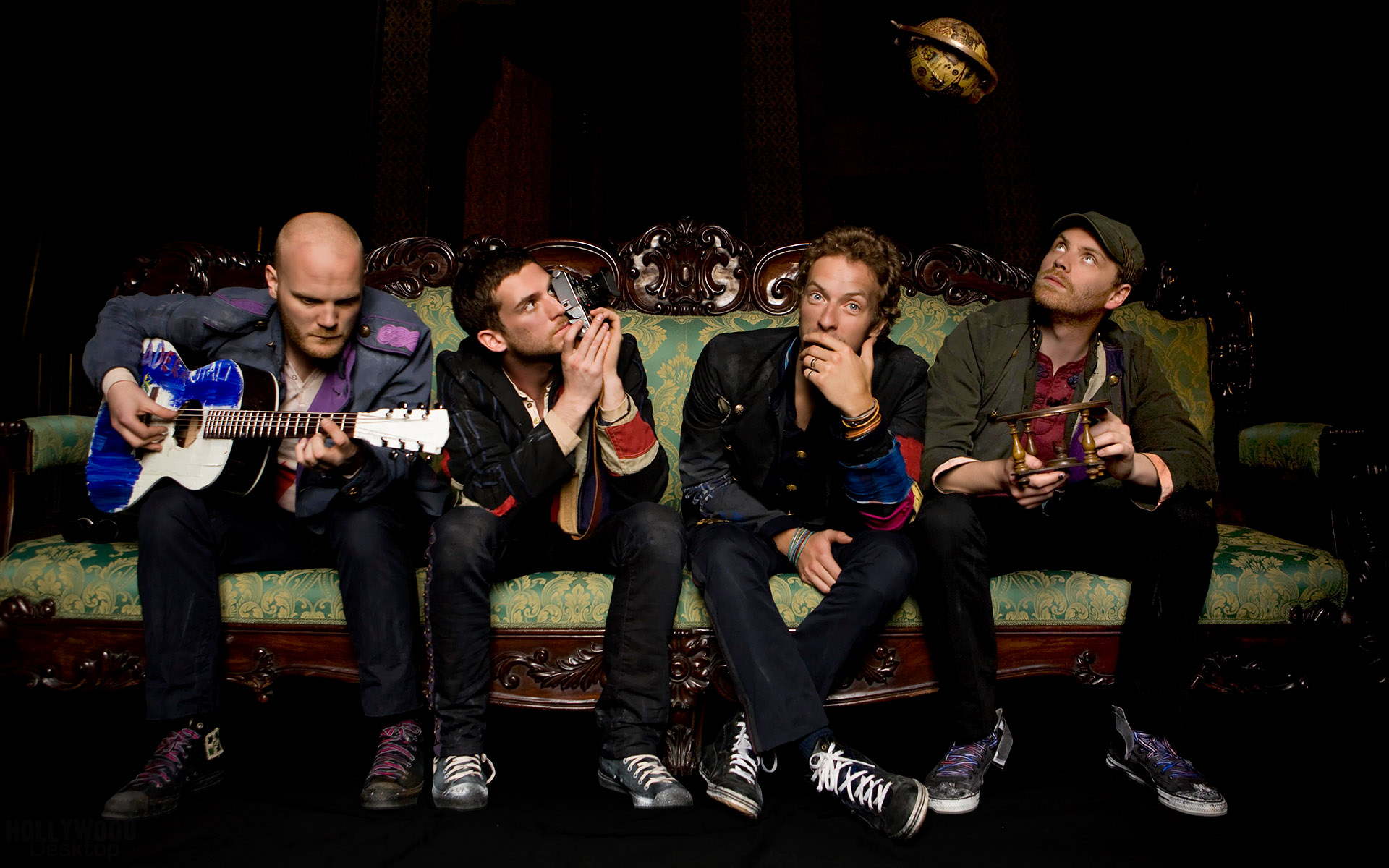 HD Wallpaper   Background ID:151886. 1920x1200 Music Coldplay